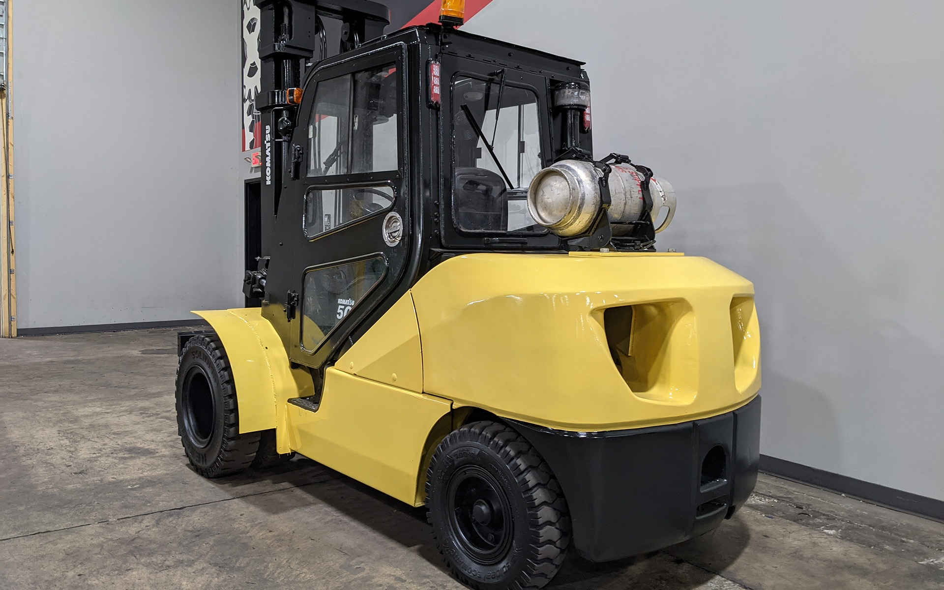 Used 2017 KOMATSU FG50ATU-10    Cary, IL
