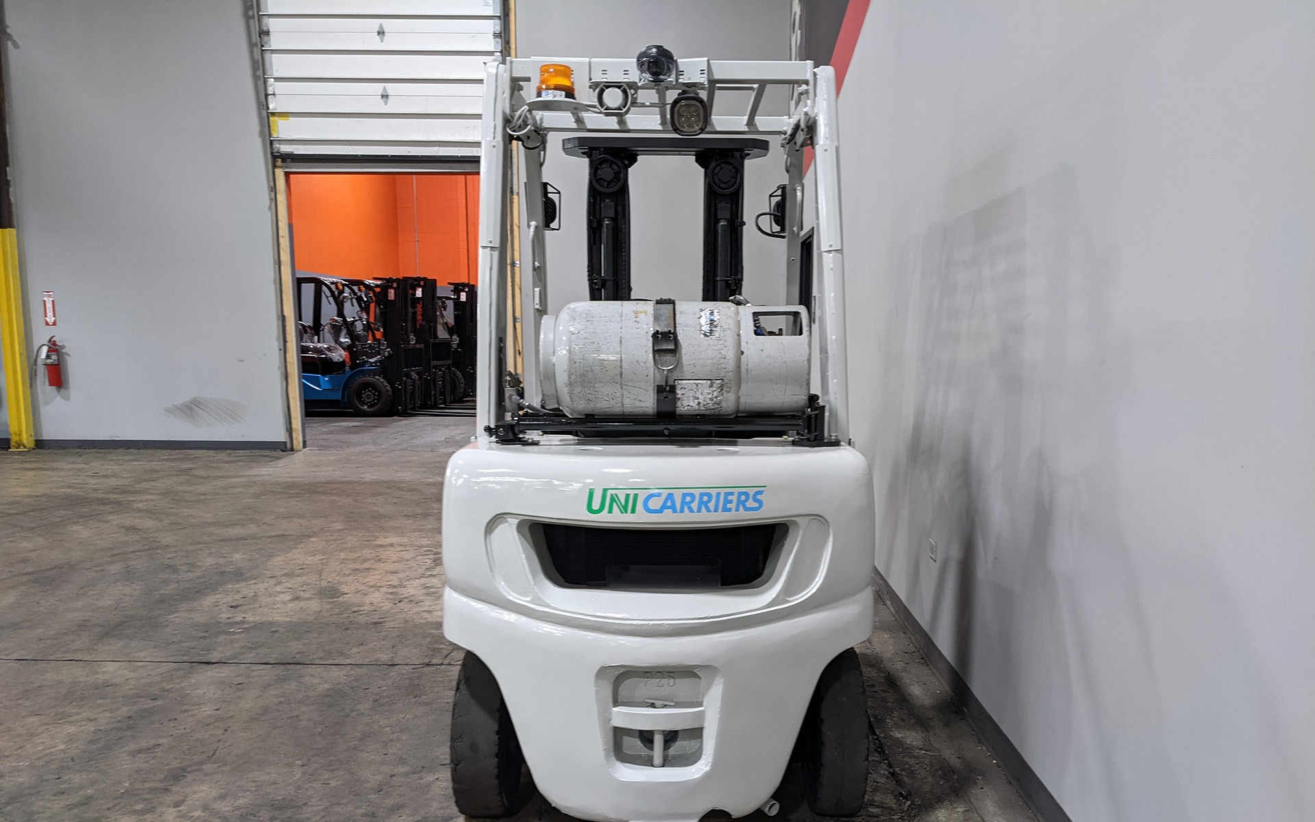 Used 2017 UNICARRIER PF50    Cary, IL