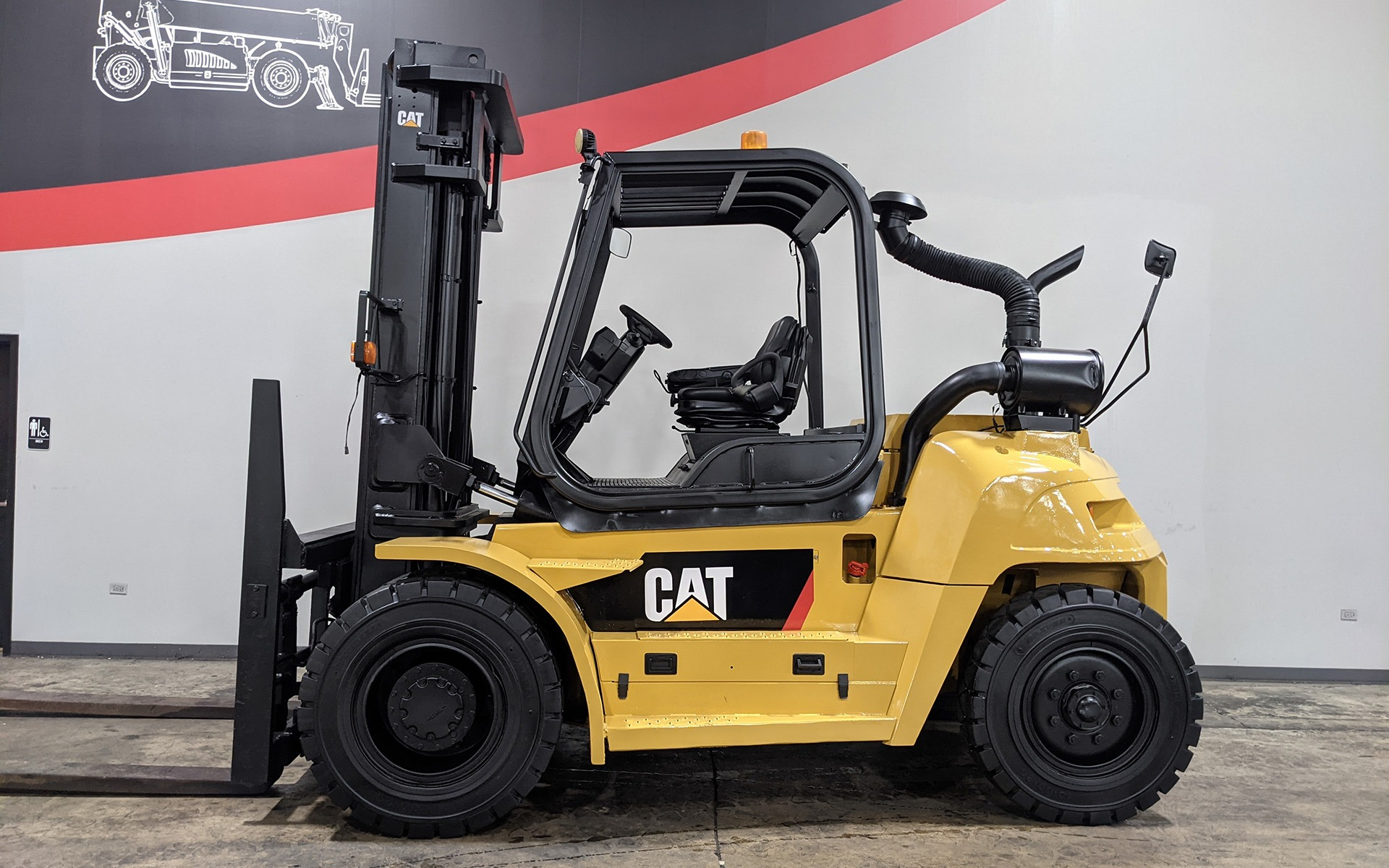 Used 2008 CATERPILLAR P17500    Cary, IL