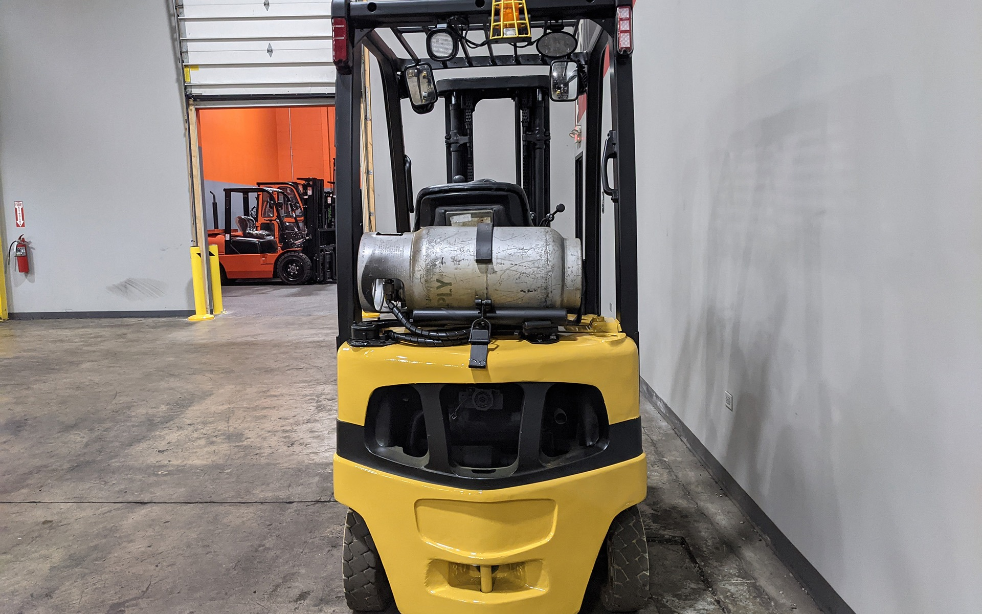 Used 2016 YALE GLP030VX  | Cary, IL