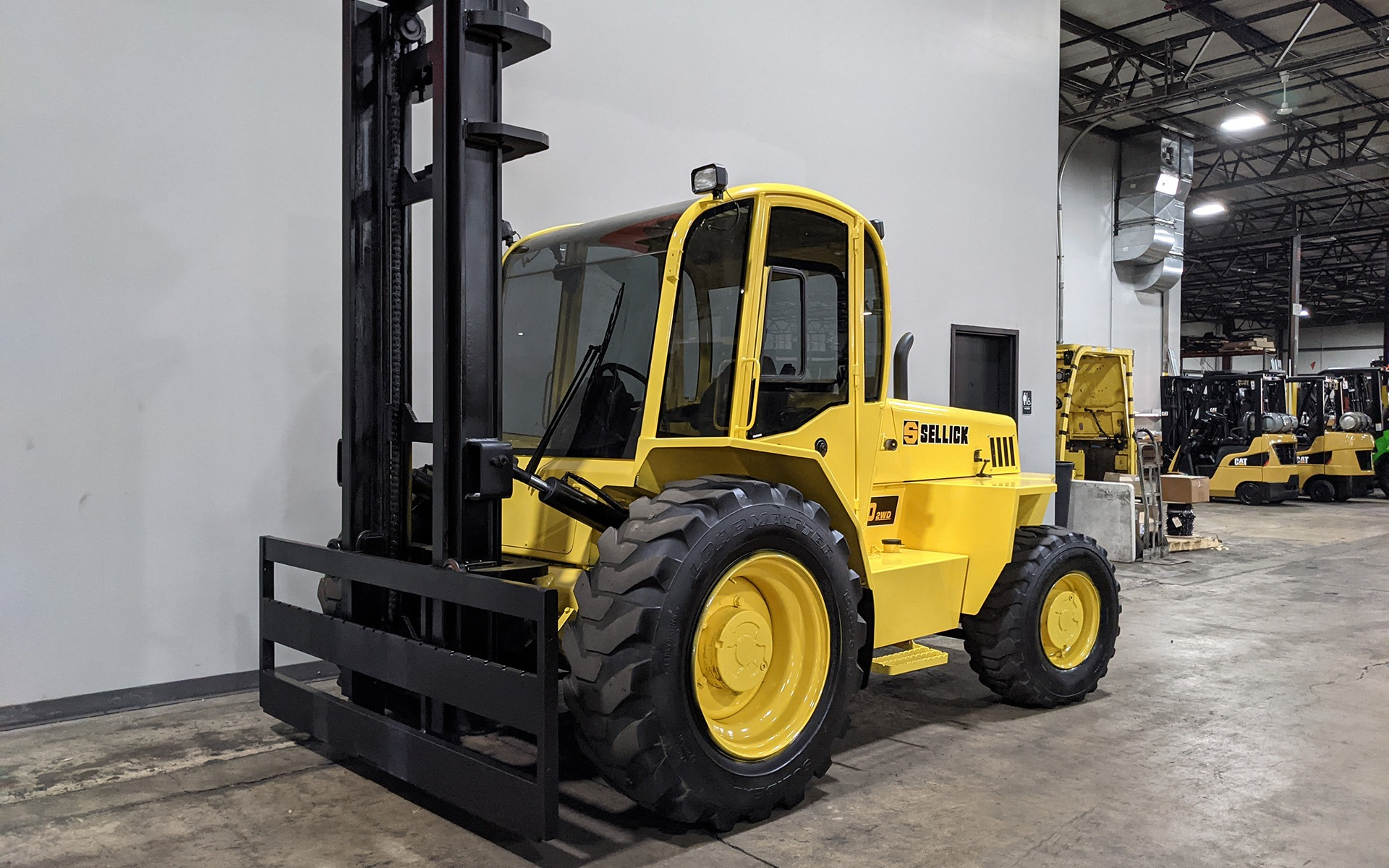 Used 2008 SELLILCK S80    Cary, IL