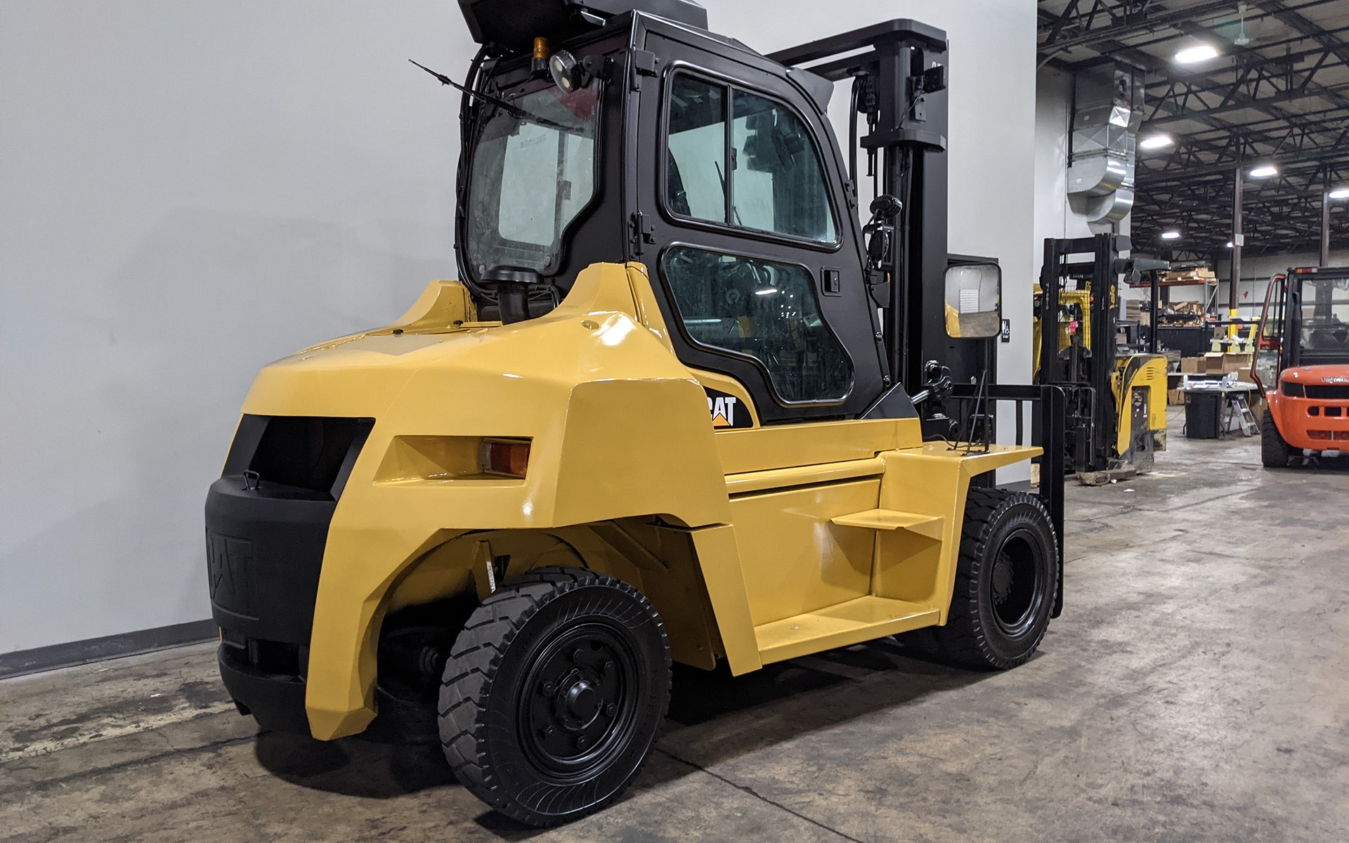 Used 2013 CATERPILLAR DP70N  | Cary, IL