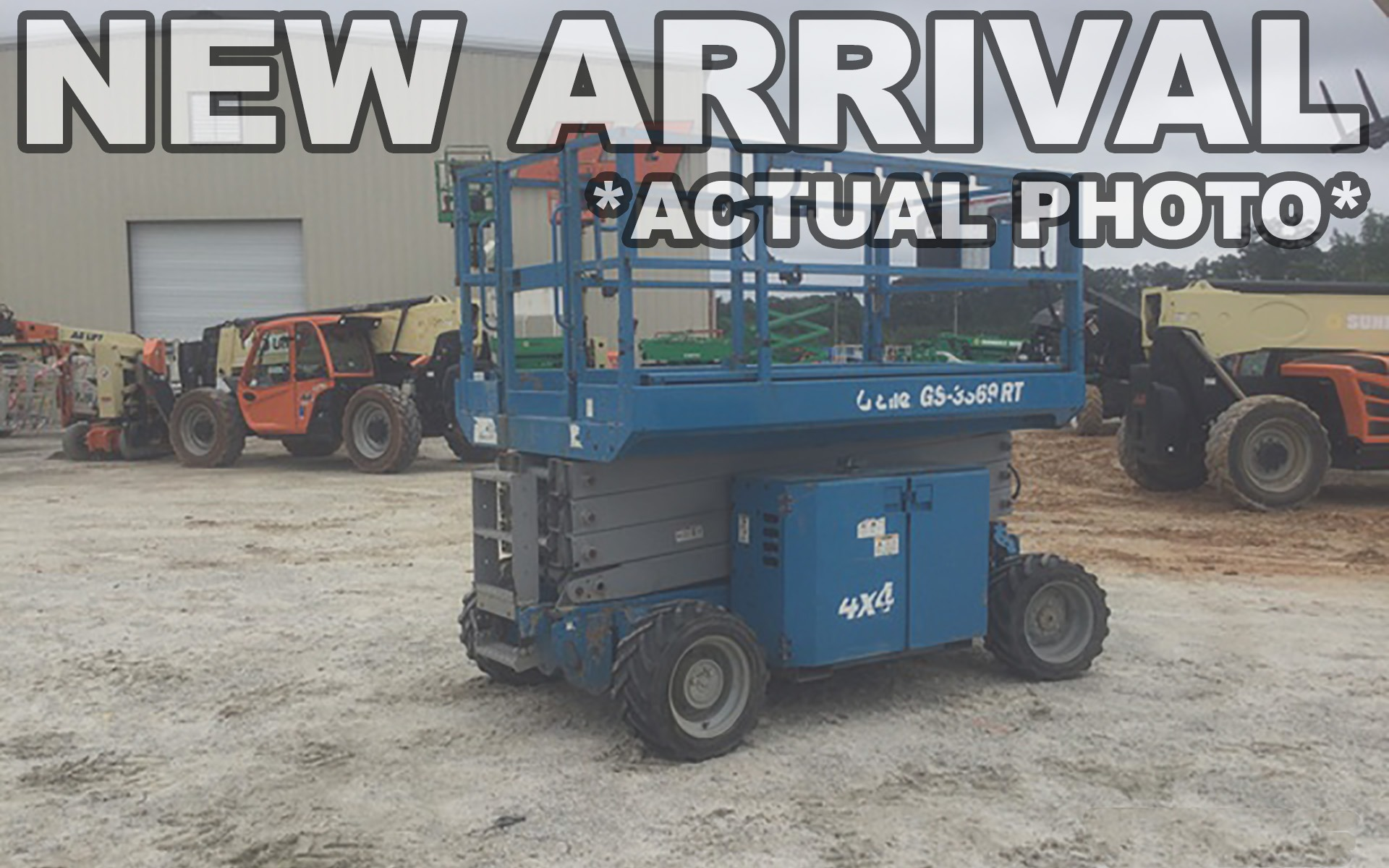 Used 2013 GENIE 3369RT    Cary, IL
