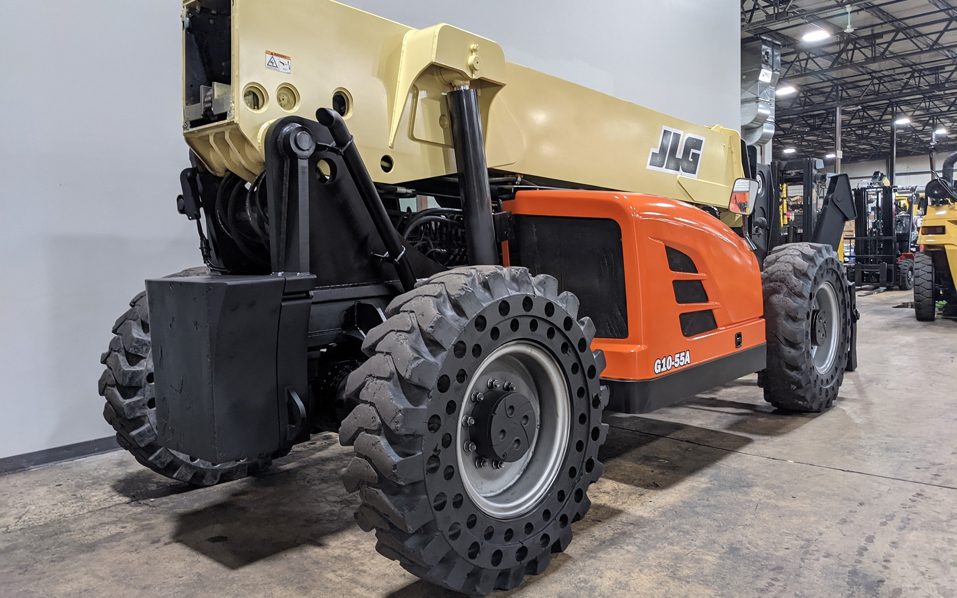 Used 2013 JLG G10-55A  | Cary, IL