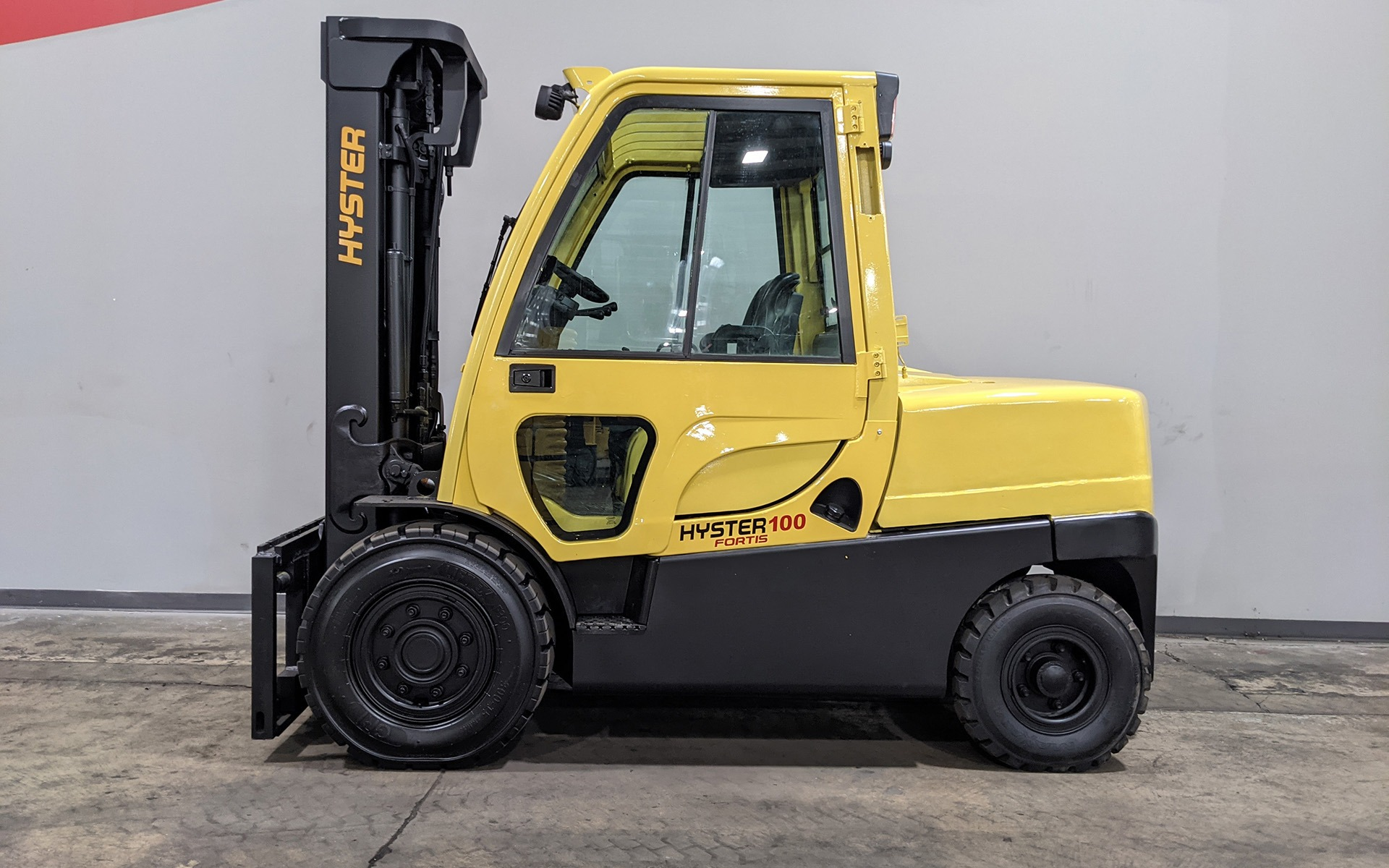 Used 2007 HYSTER H100FT  | Cary, IL