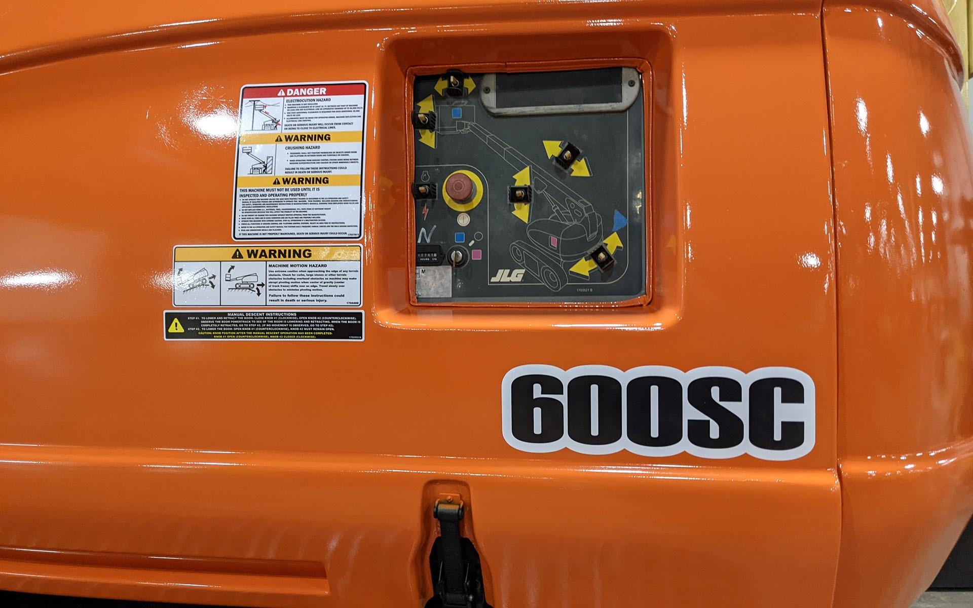 Used 2006 JLG 660SC  | Cary, IL