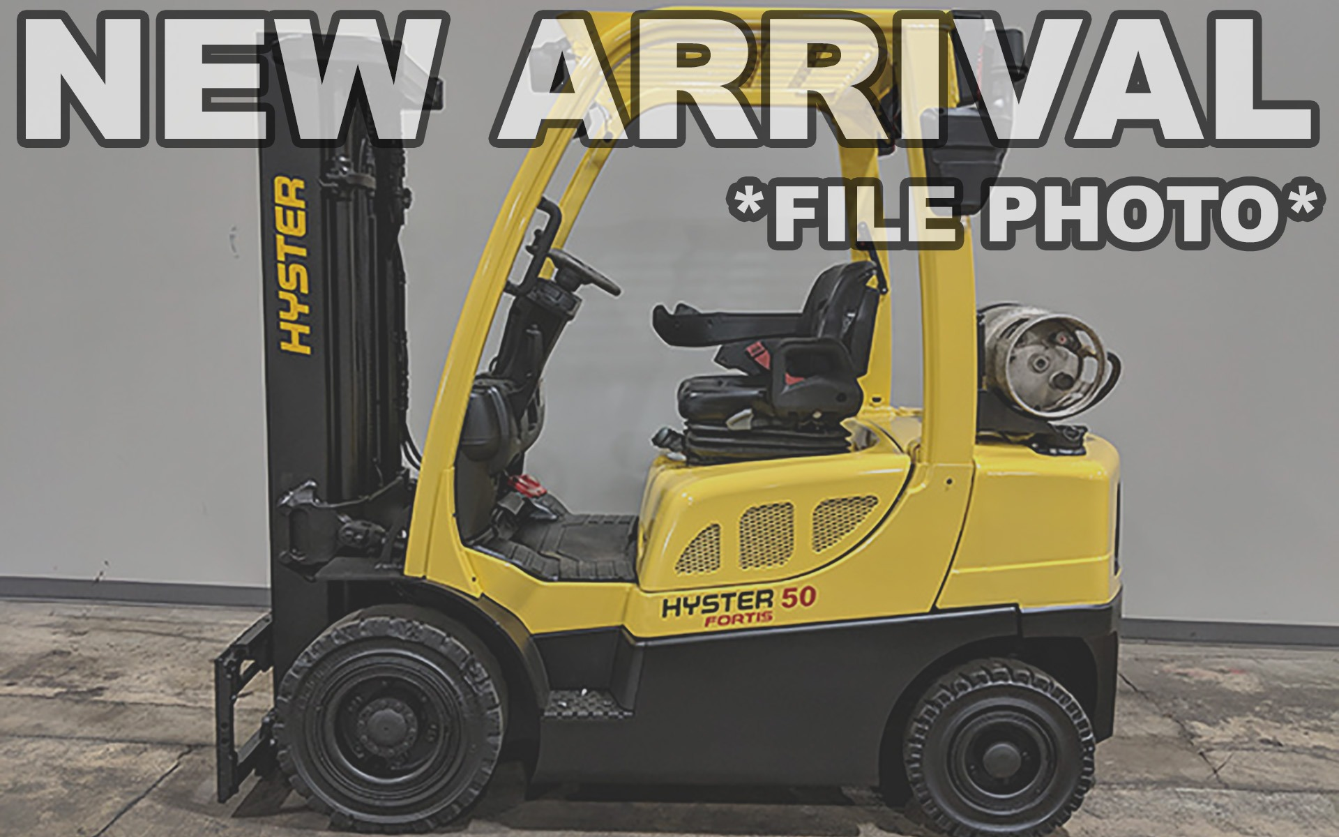 Used 2010 HYSTER H50CT    Cary, IL