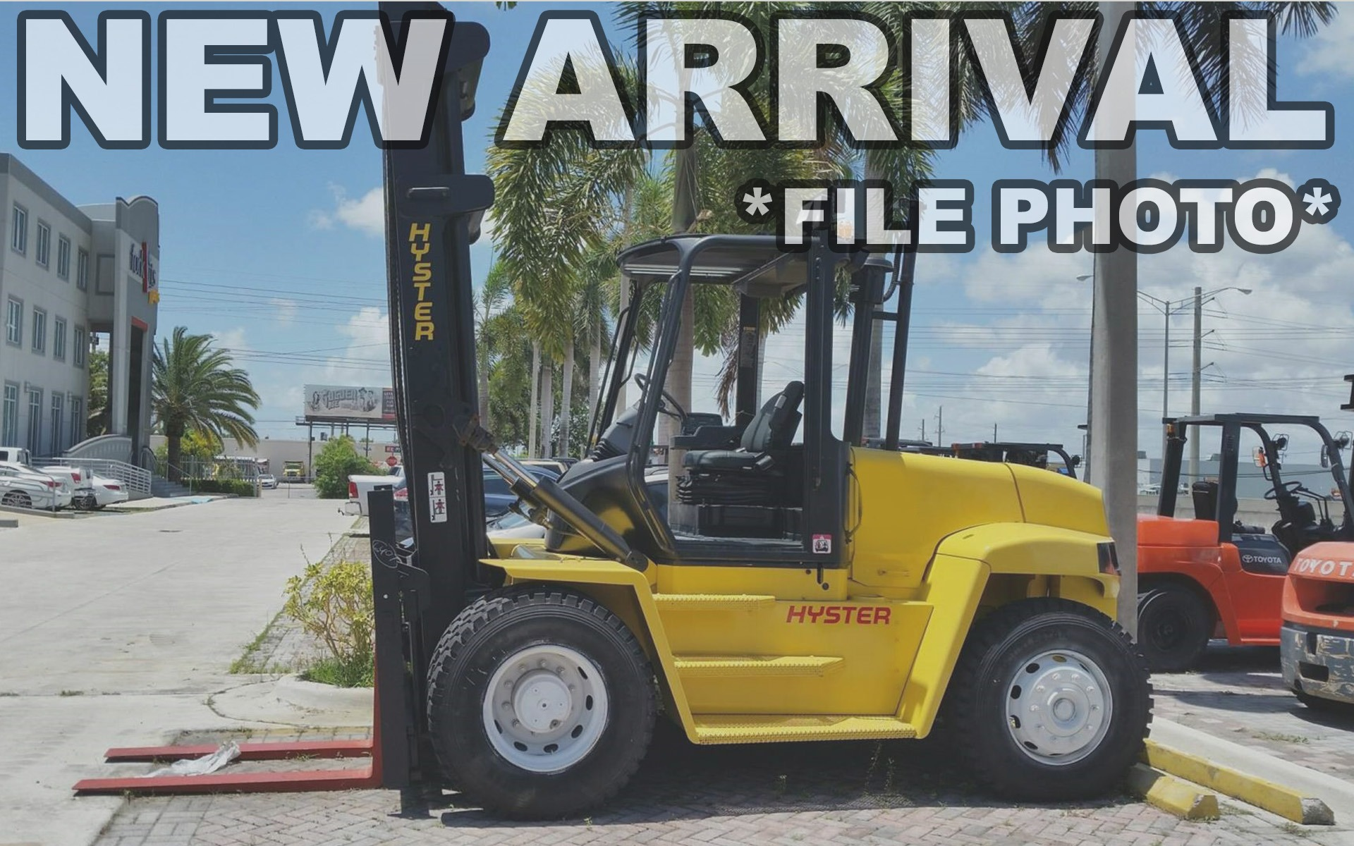 Used 2002 HYSTER H190HD    Cary, IL