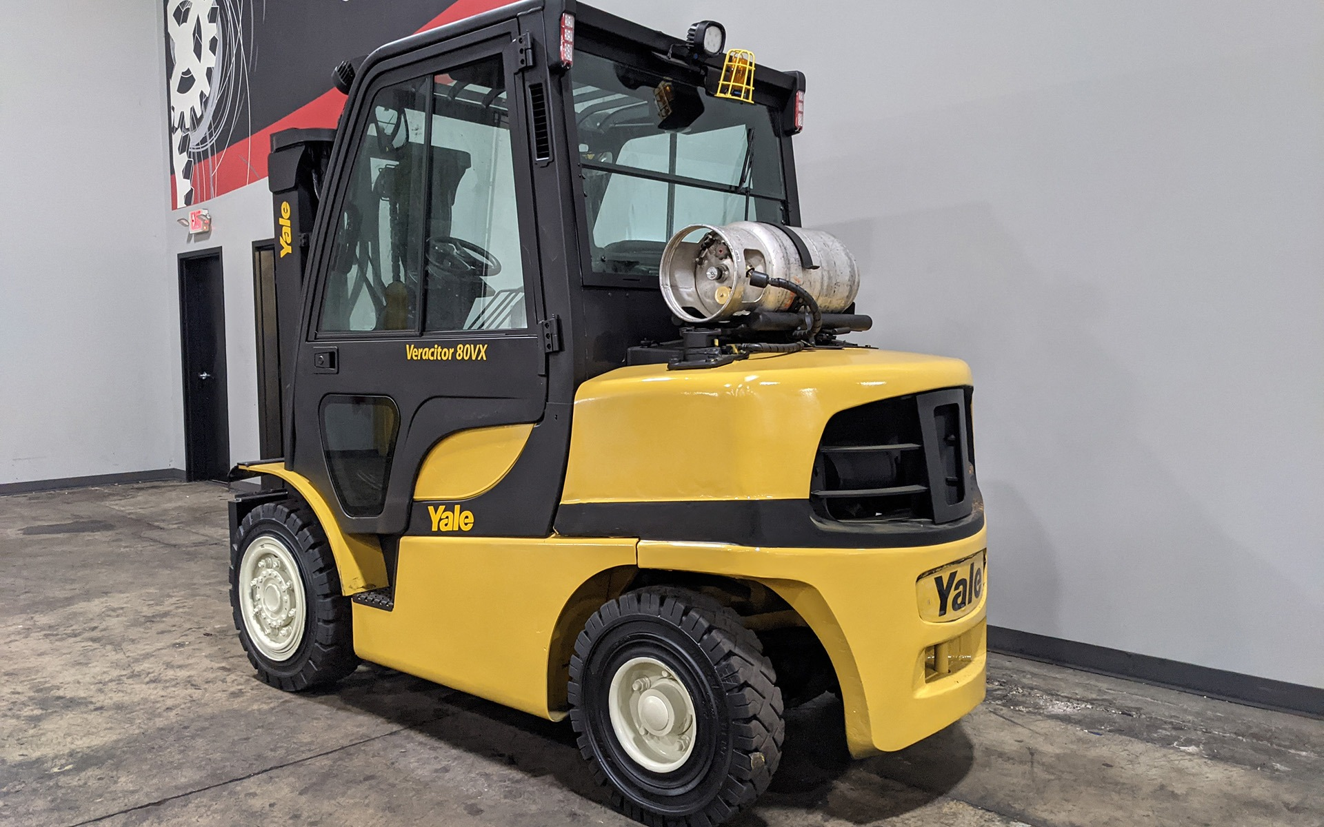 Used 2015 YALE GLP080VX  | Cary, IL