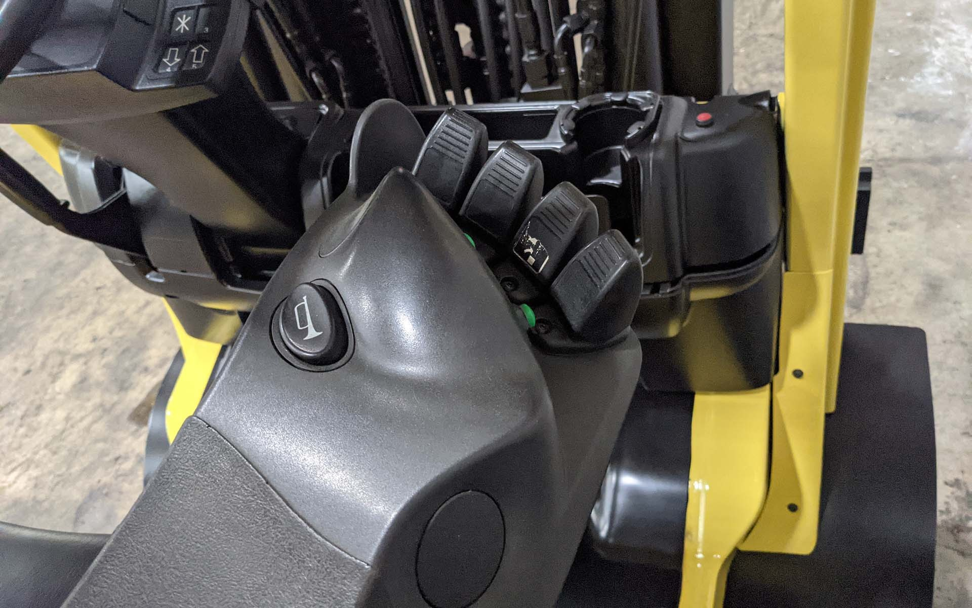 Used 2015 HYSTER S100FTPRS    Cary, IL