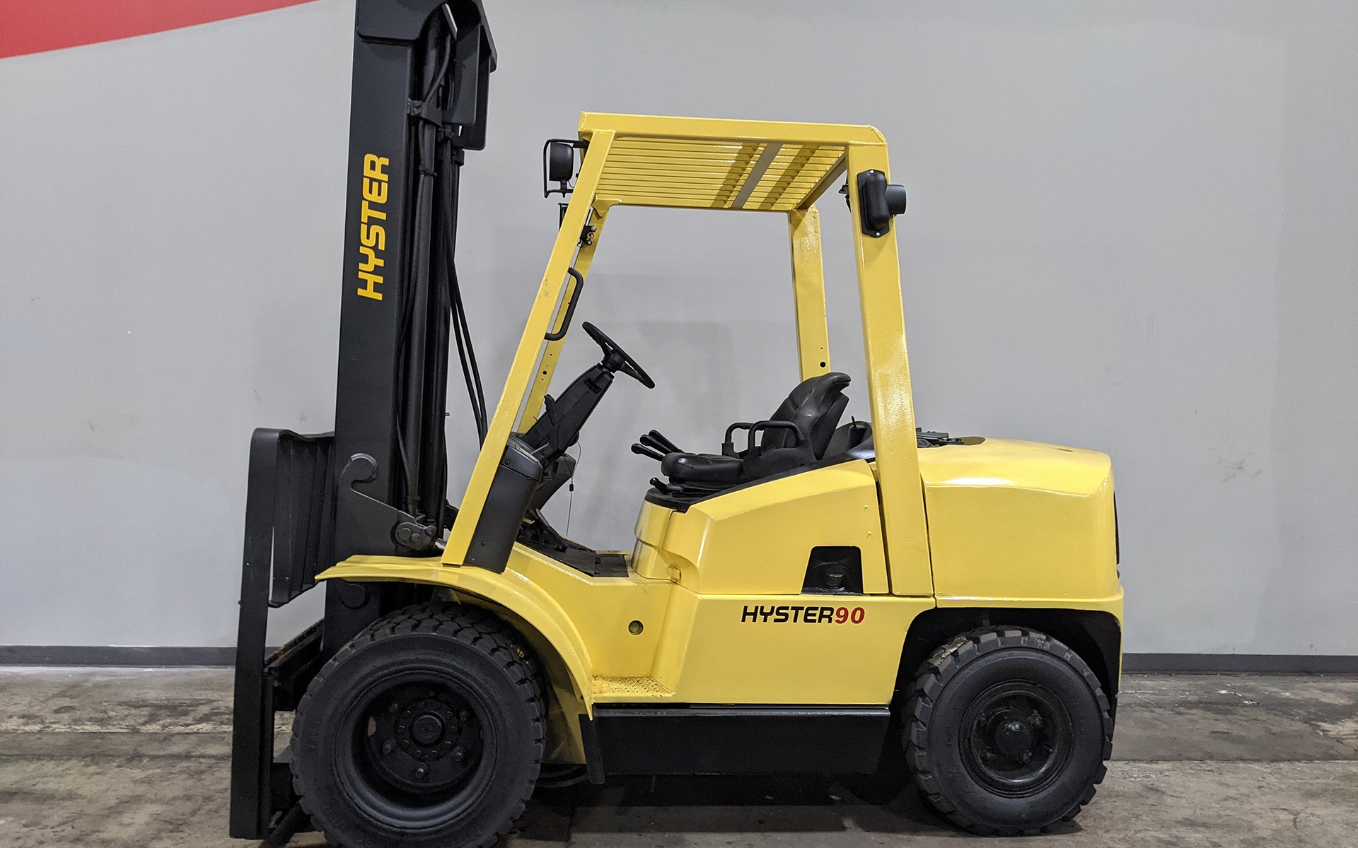 Used 2002 HYSTER H90XMS  | Cary, IL