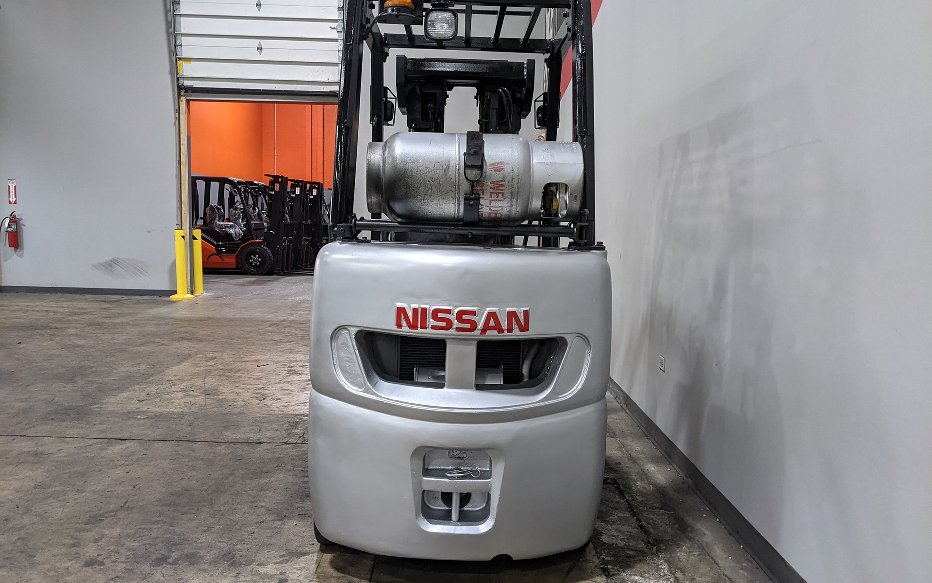 Used 2012 NISSAN CF50    Cary, IL