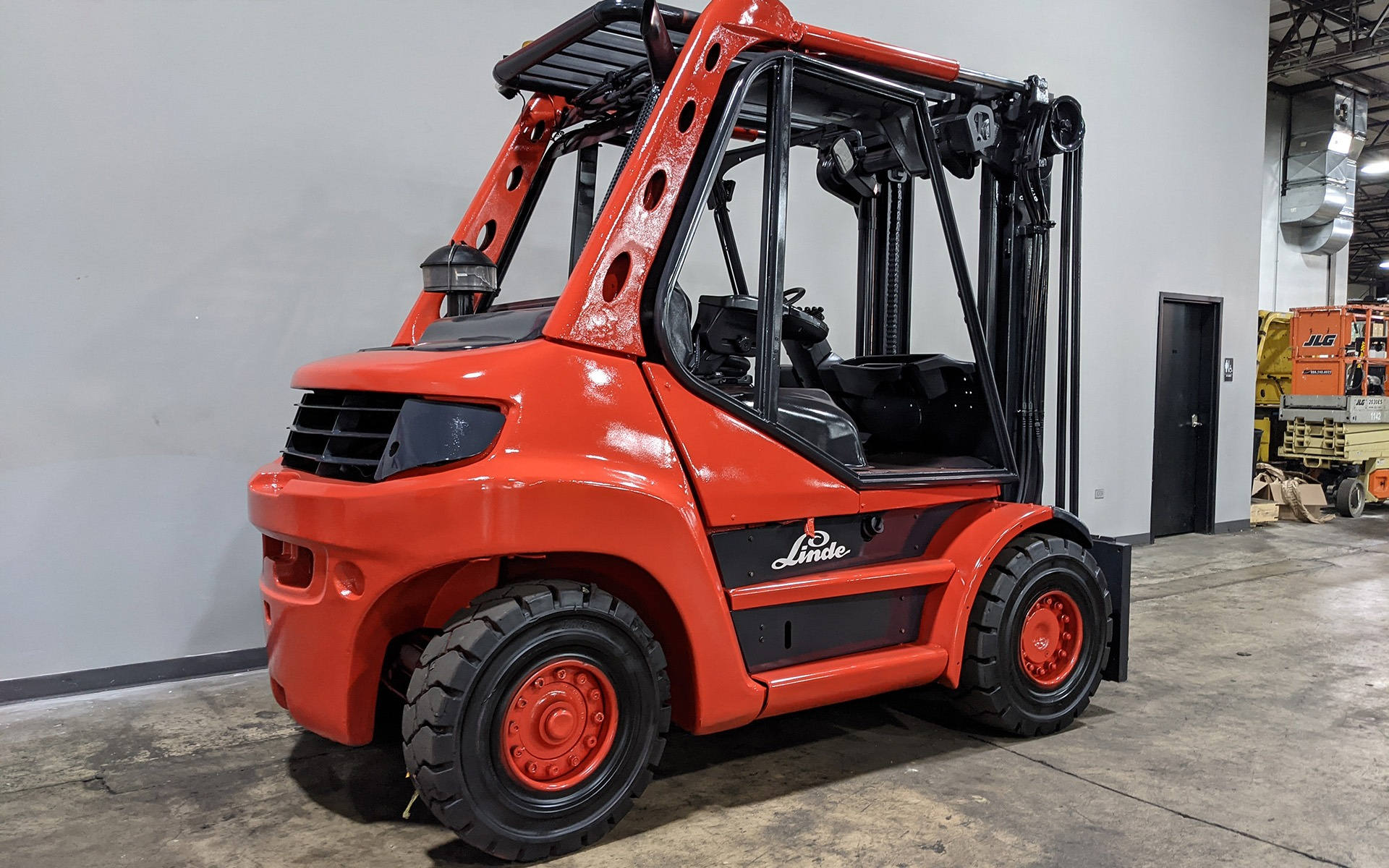 Used 2014 LINDE H60D  | Cary, IL