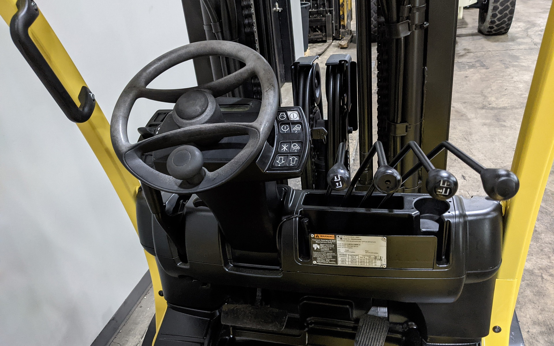 Used 2014 HYSTER S80FT  | Cary, IL