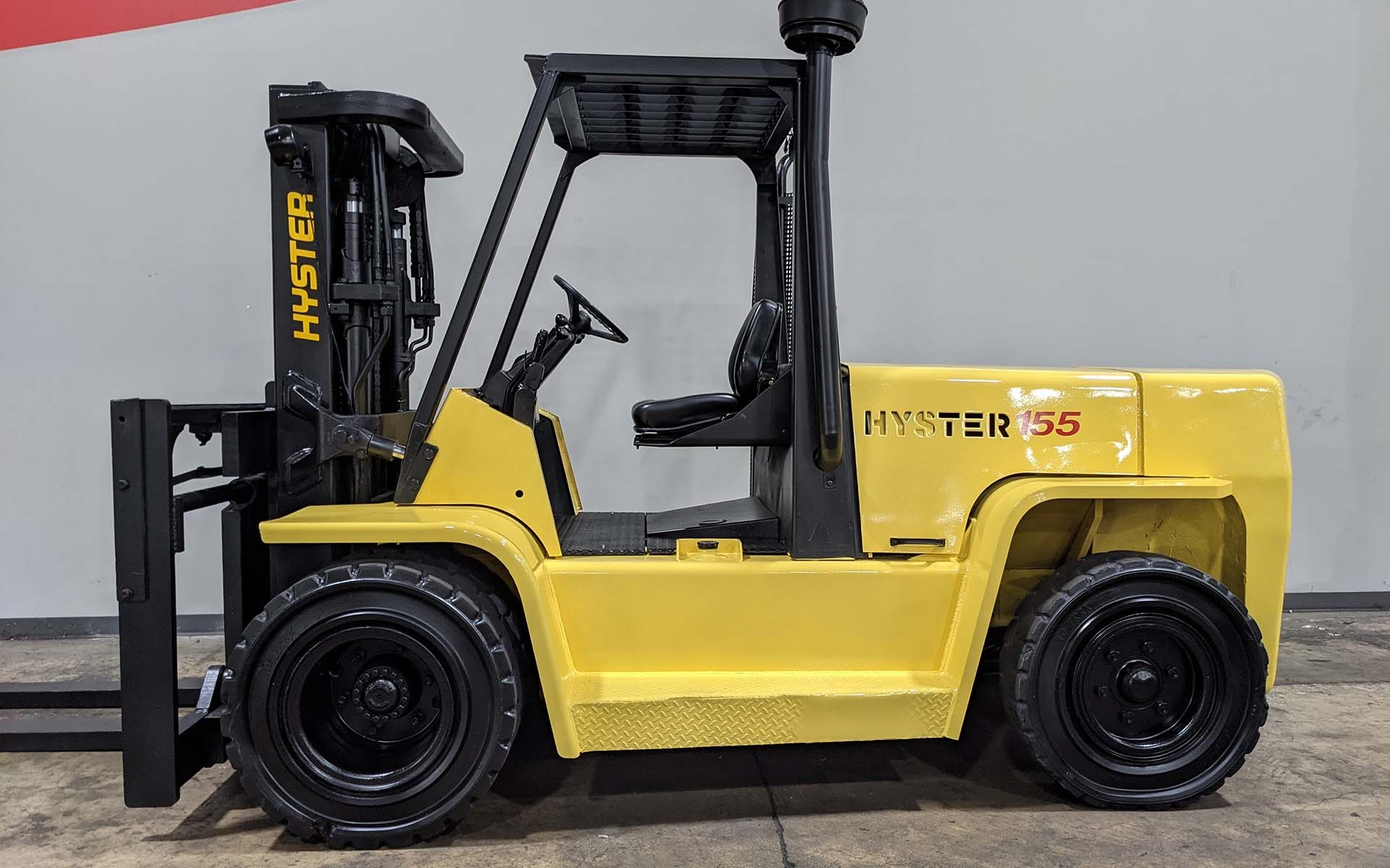 Used 1998 HYSTER H155XL  | Cary, IL