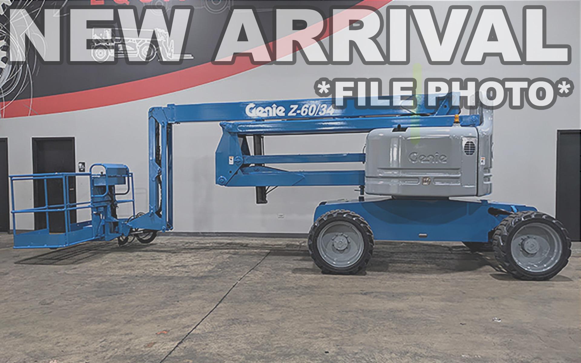 Used 2009 GENIE Z60/34  | Cary, IL
