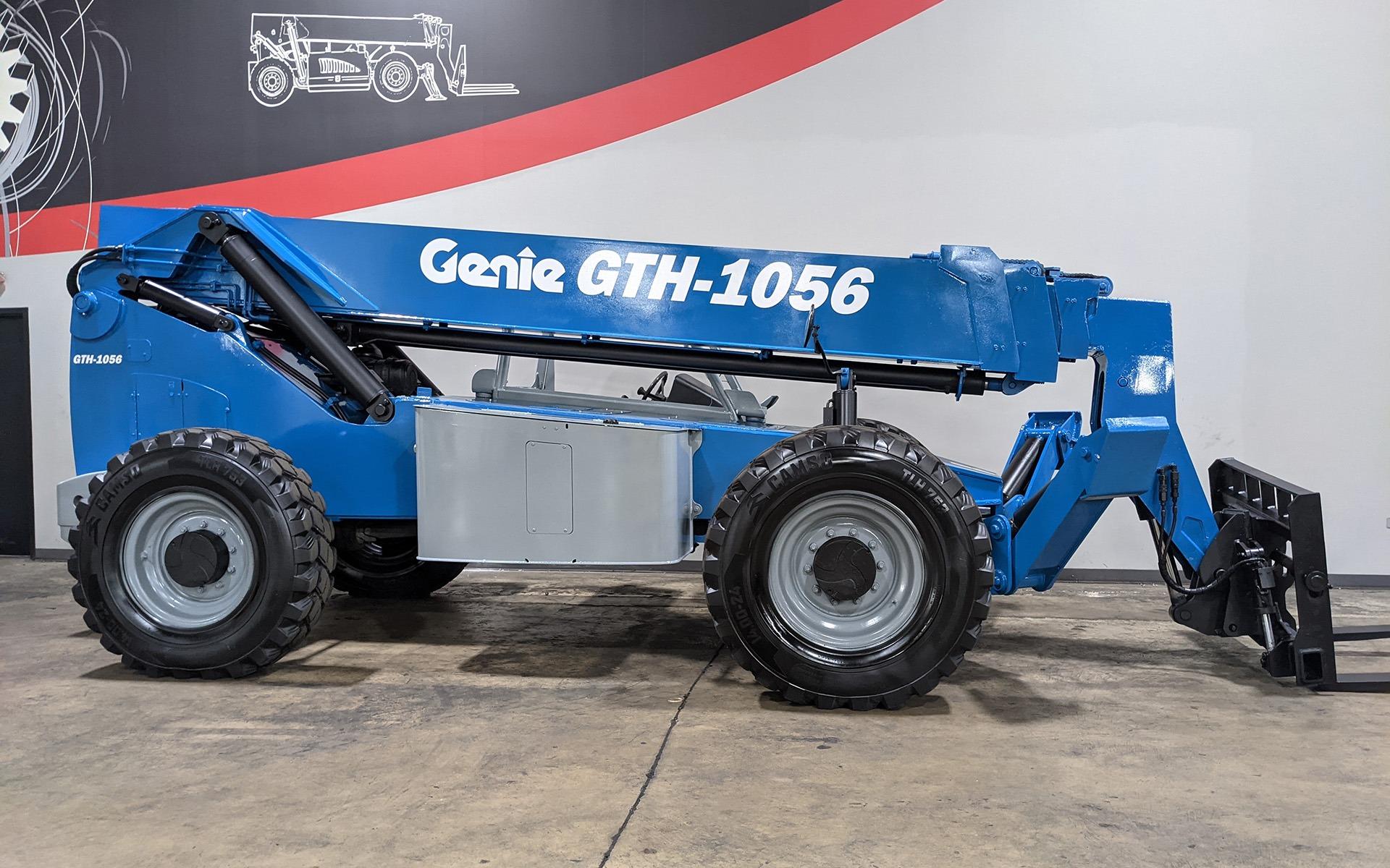 Used 2009 GENIE GTH1056    Cary, IL