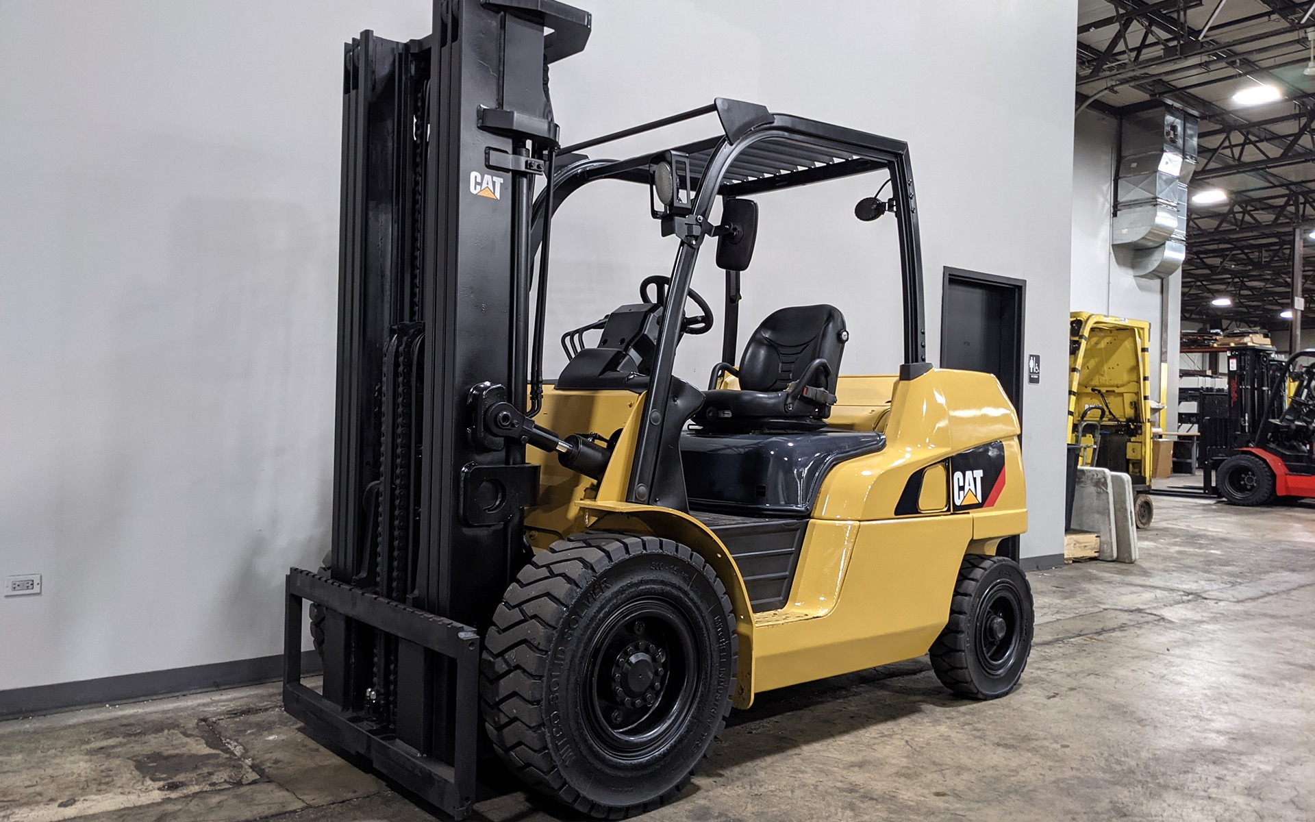 Used 2016 CATERPILLAR DP50CN1  | Cary, IL