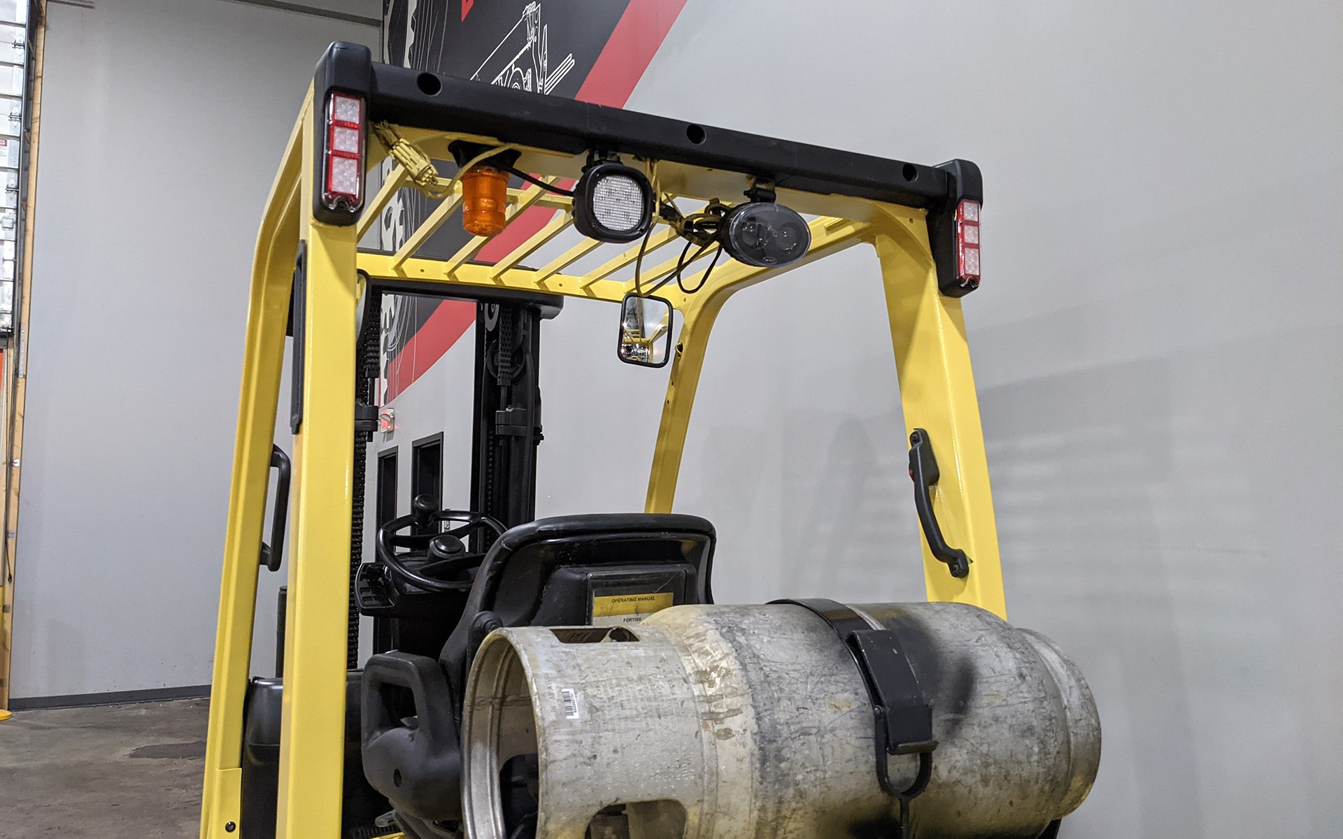 Used 2016 HYSTER H70FT    Cary, IL