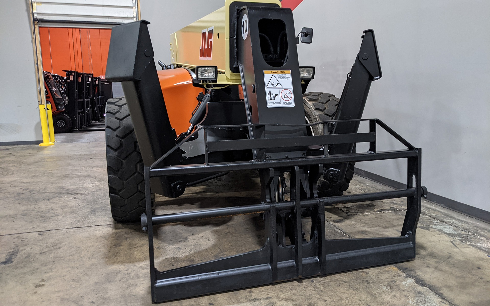 Used 2016 JLG G10-43A    Cary, IL