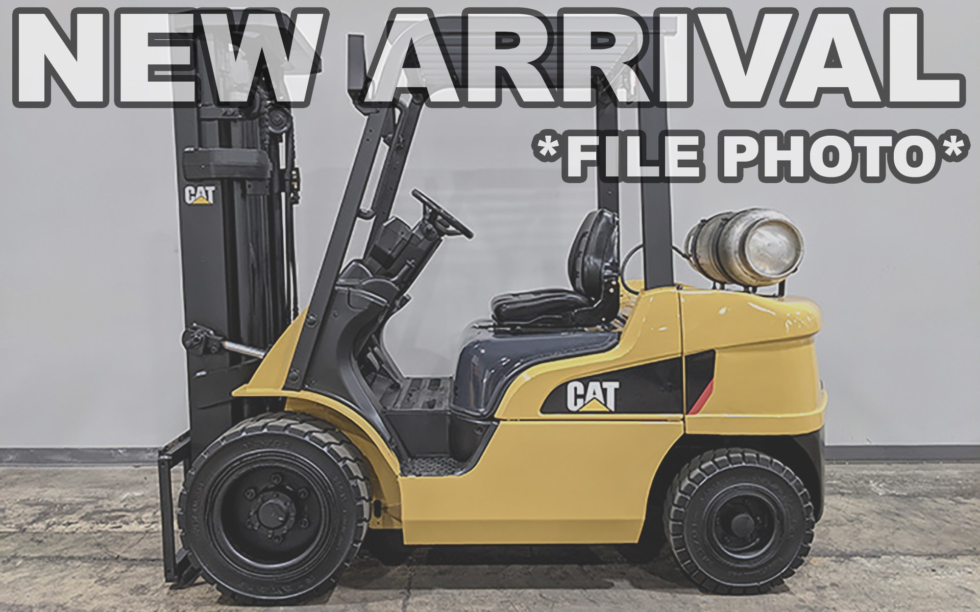 Used 2016 CATERPILLAR GP30N    Cary, IL