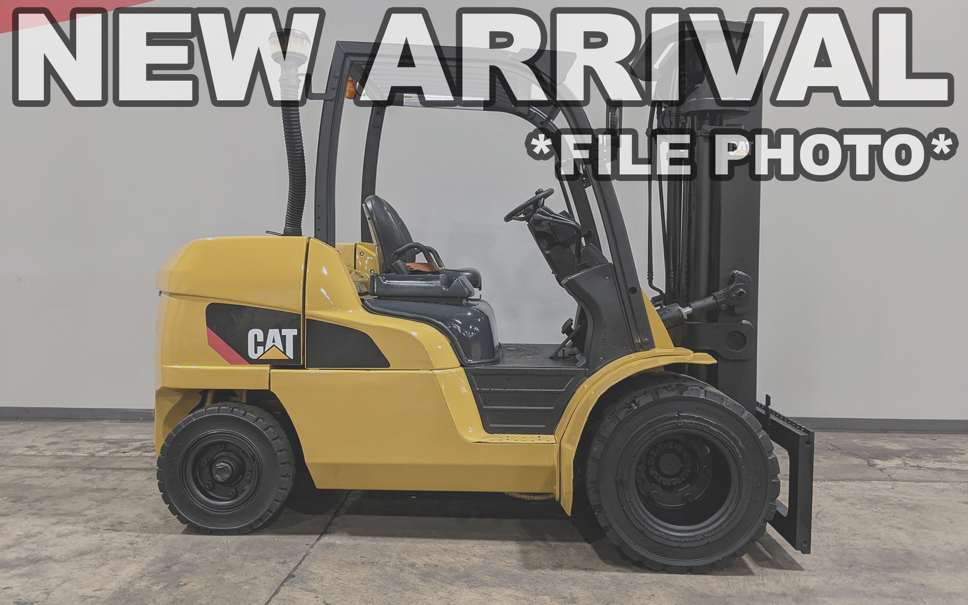 Used 2014 CATERPILLAR DP50N    Cary, IL