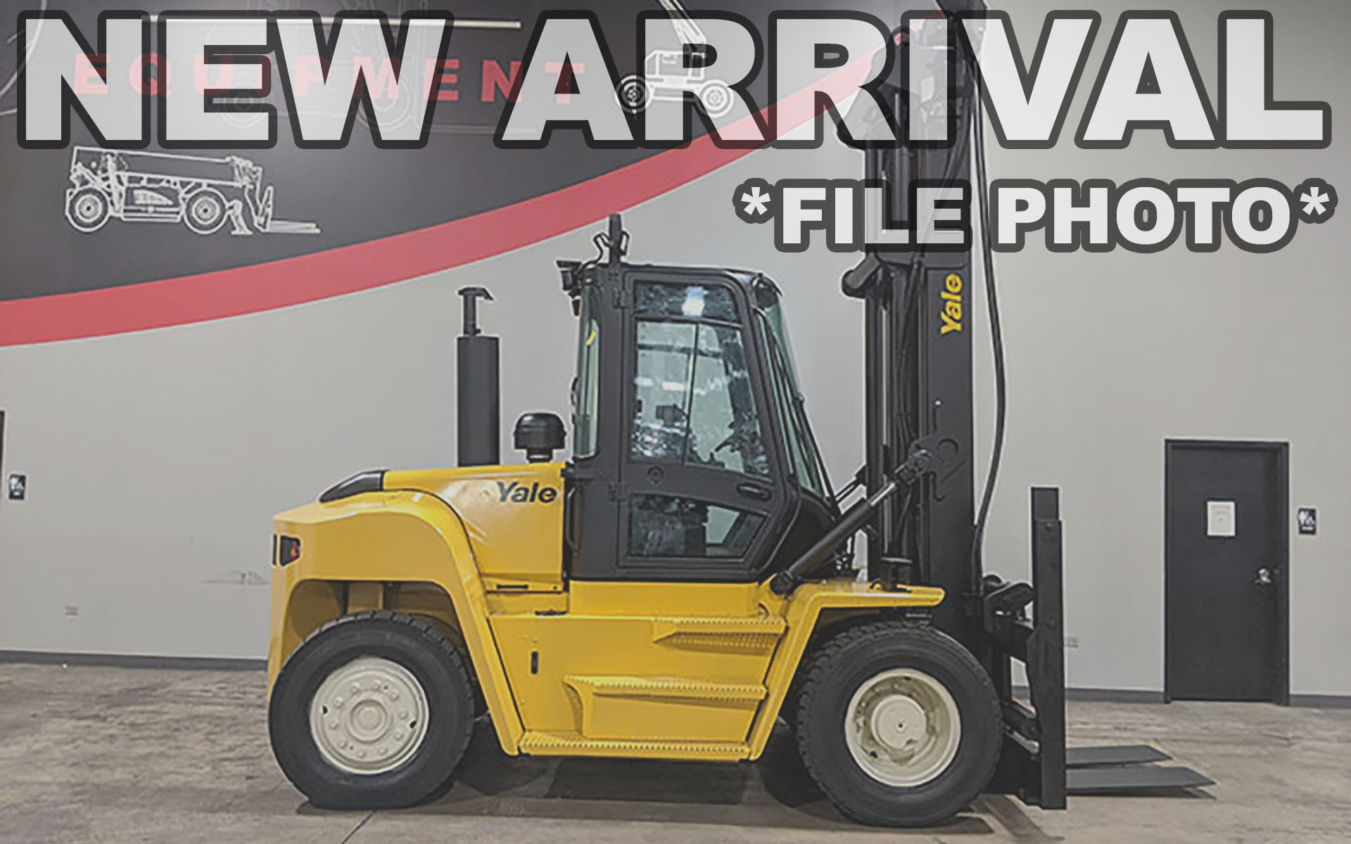 Used 2017 YALE GDP210VX  | Cary, IL