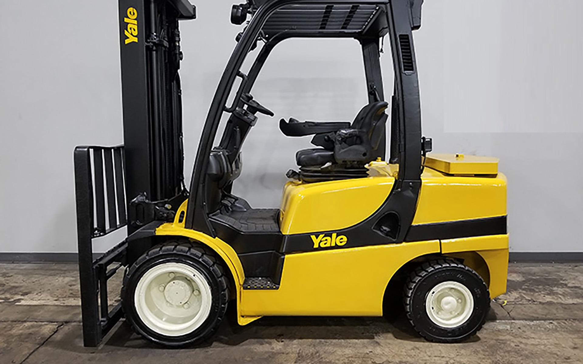 Used 2012 YALE GDP070VX  | Cary, IL