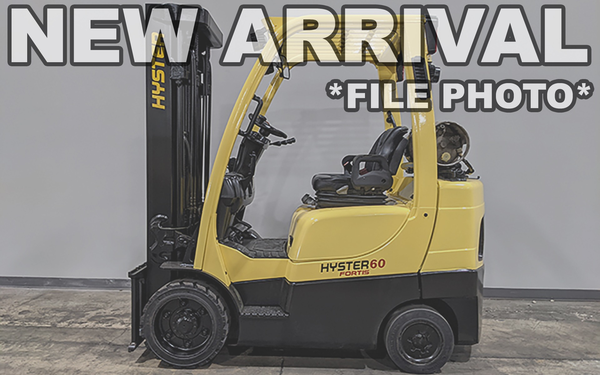 Used 2011 HYSTER S60FT  | Cary, IL