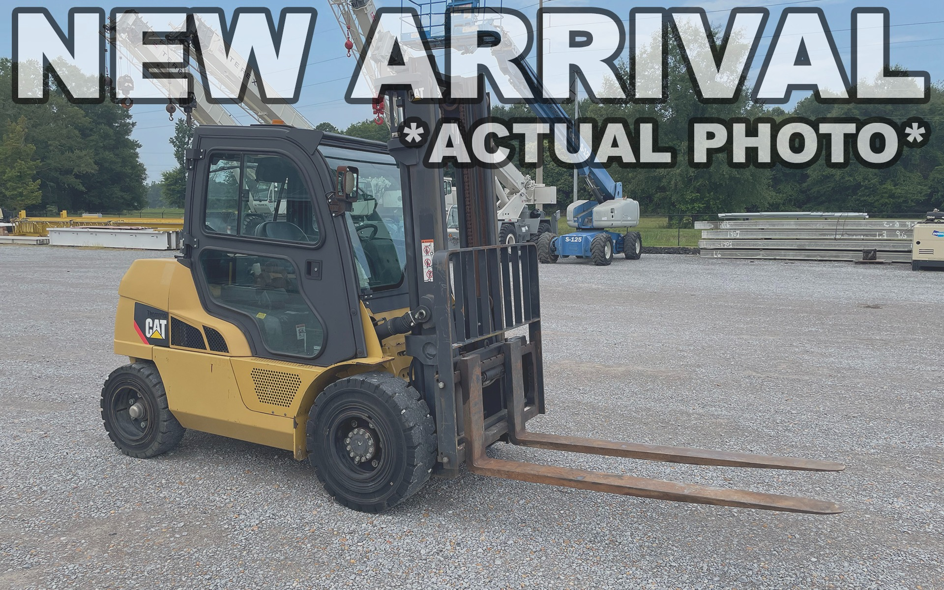 Used 2017 CATERPILLAR DP45N    Cary, IL