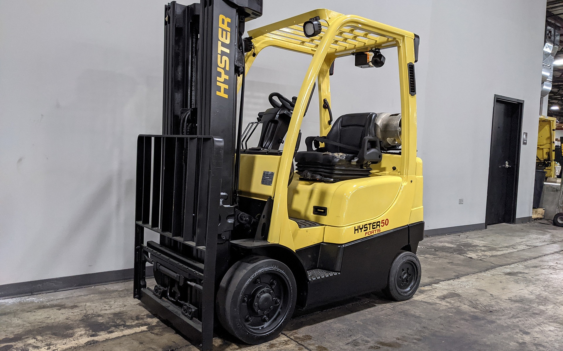 Used 2014 HYSTER S50FT  | Cary, IL