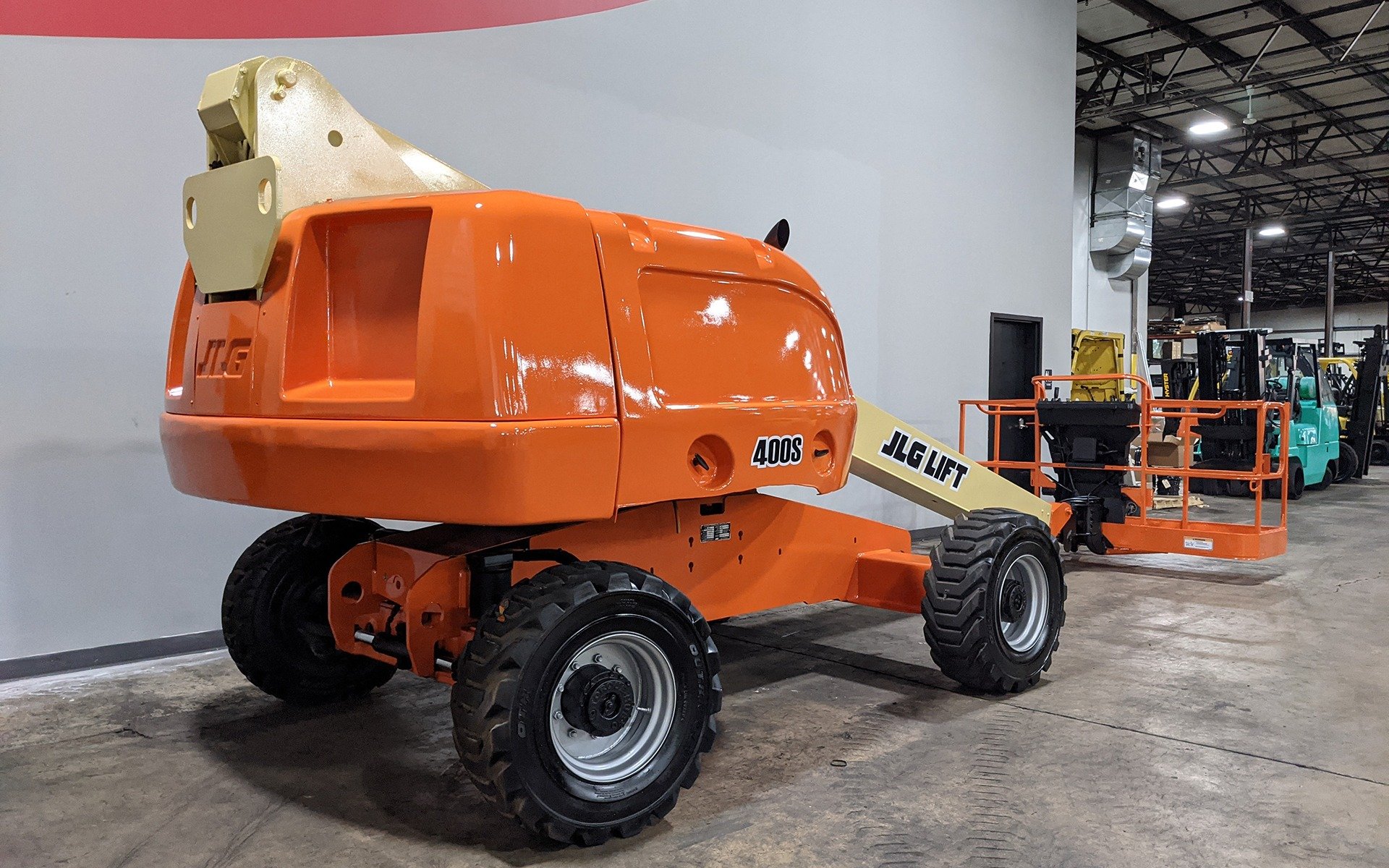 Used 2013 JLG 400S    Cary, IL