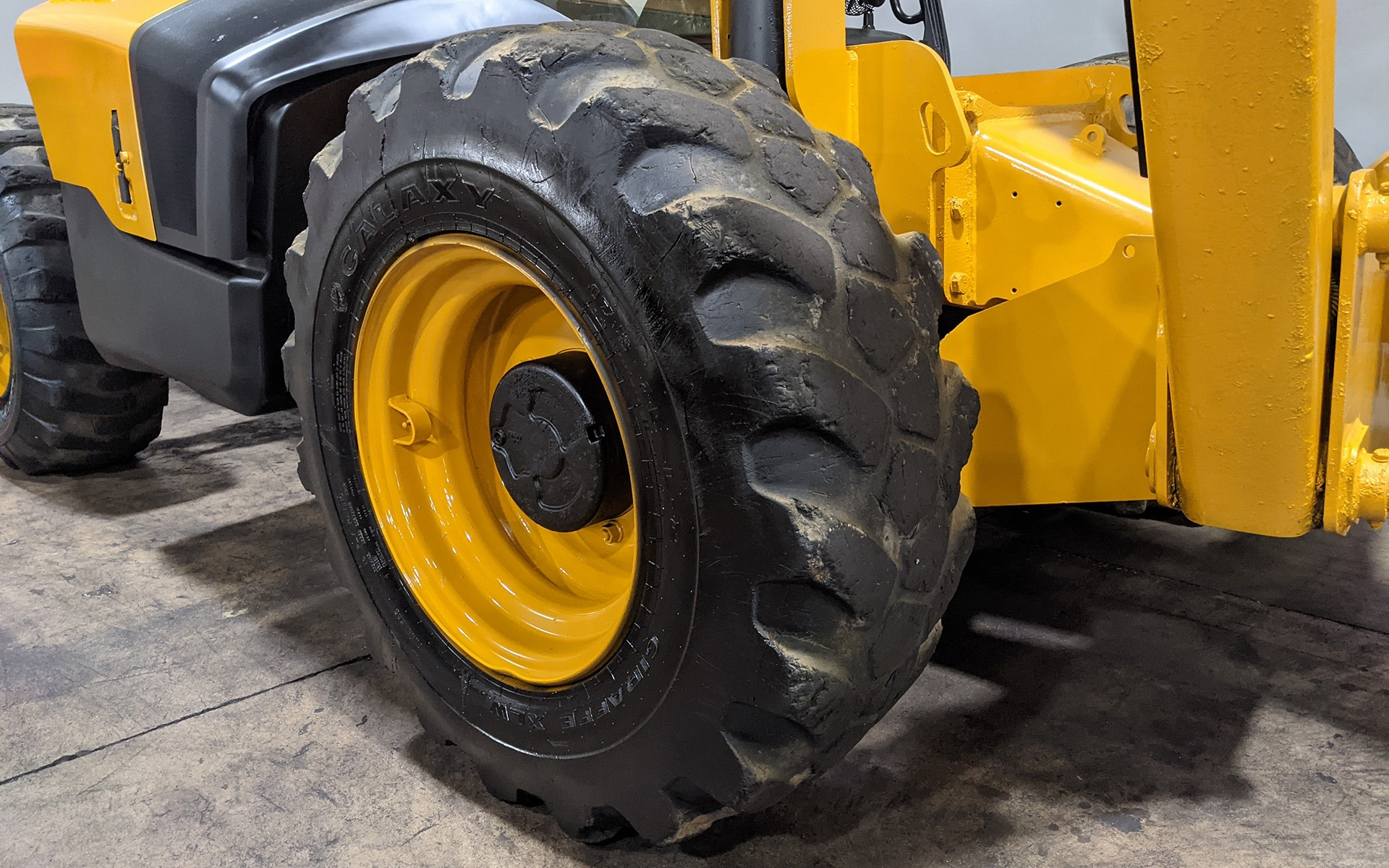 Used 2015 JCB 510-56  | Cary, IL