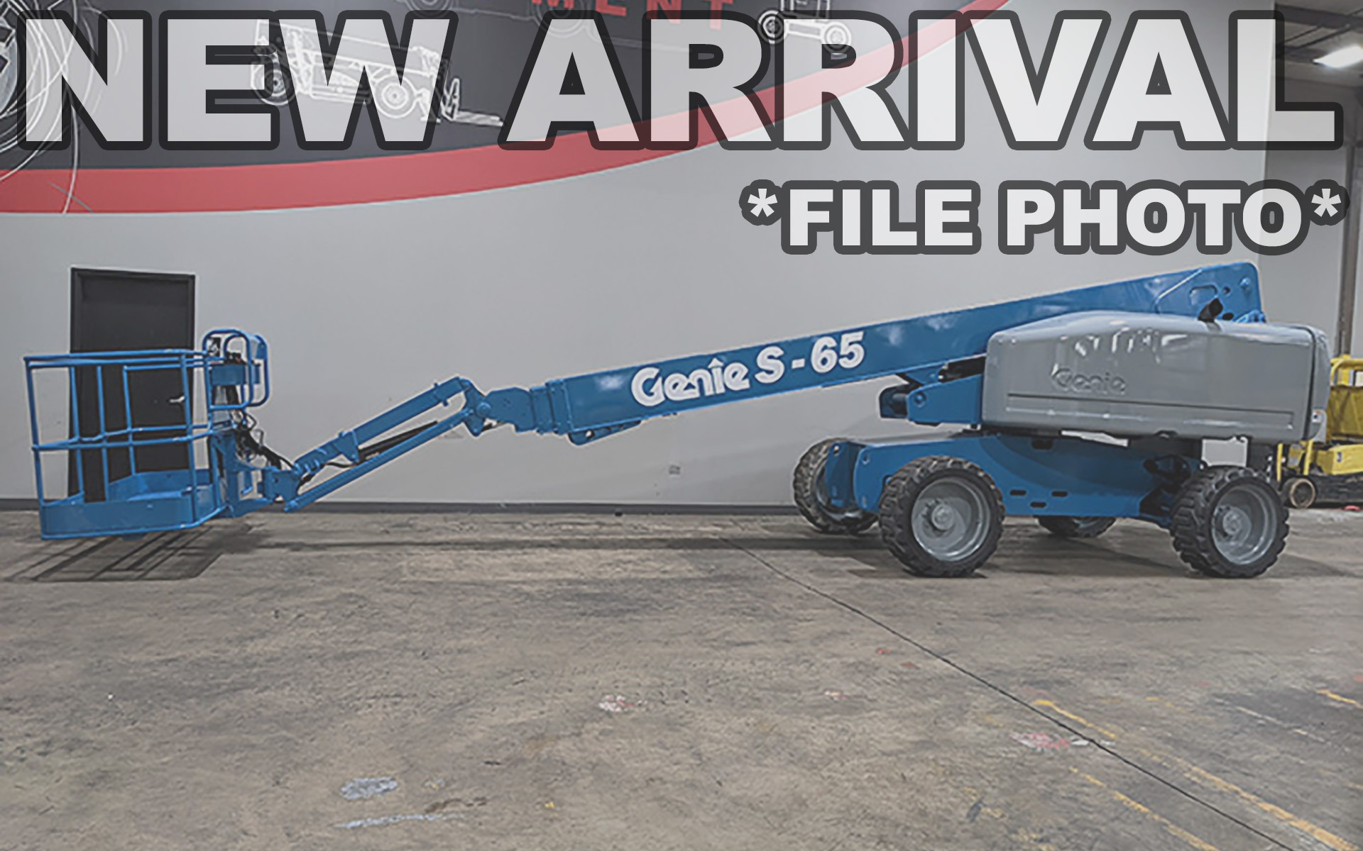 Used 2012 GENIE S65  | Cary, IL