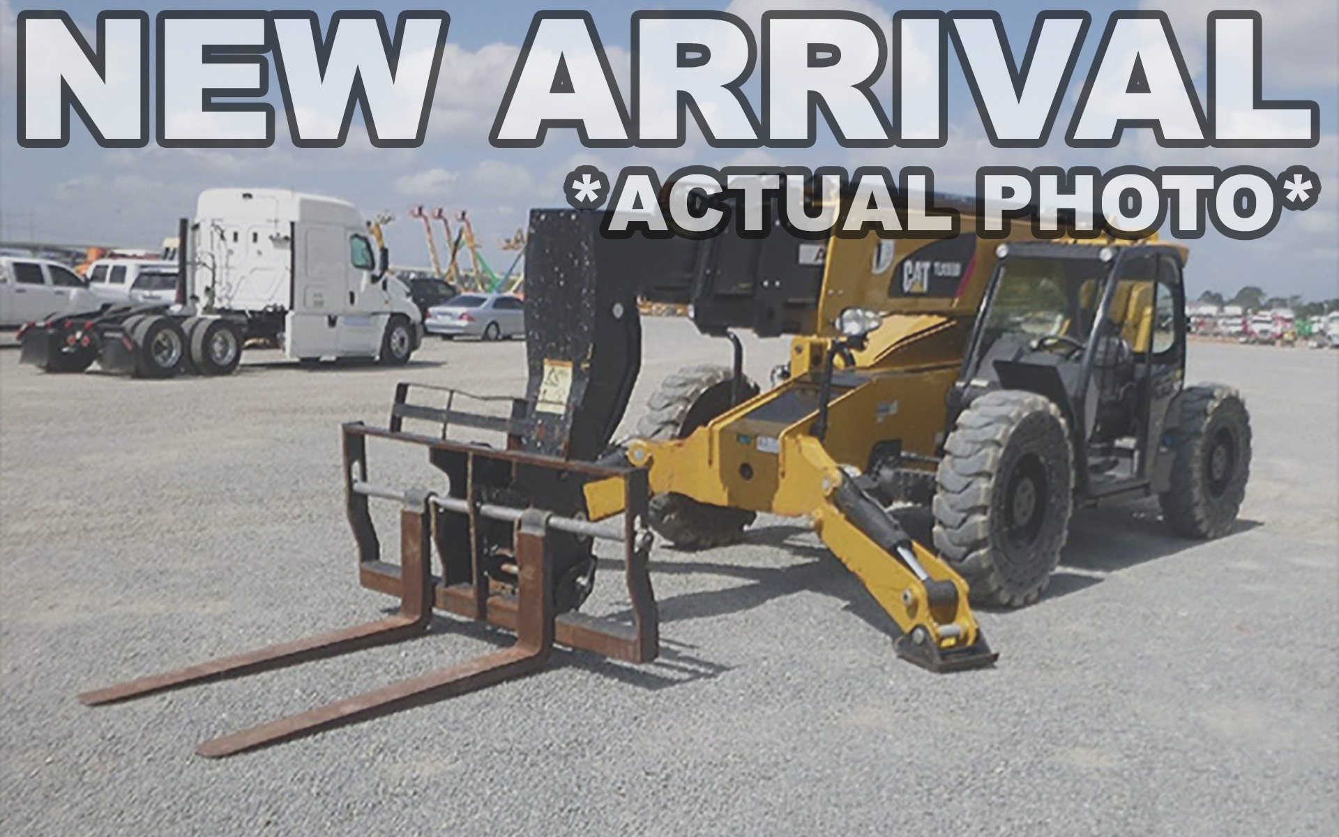 Used 2019 CATERPILLAR TL1055D    Cary, IL