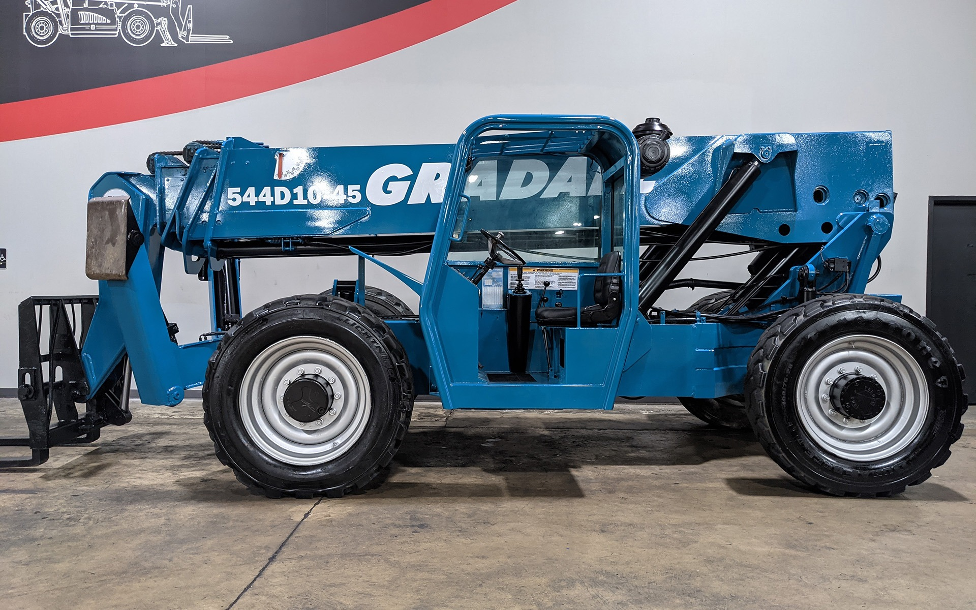 Used 2002 GRADALL 544D-10  | Cary, IL