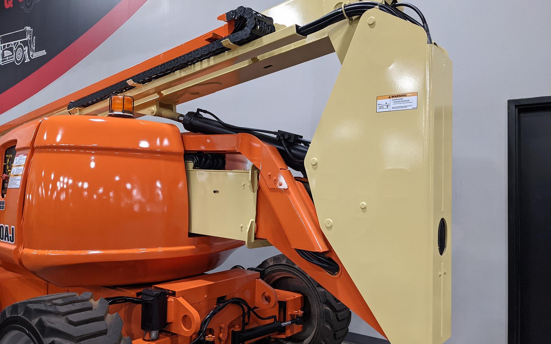Used 2010 JLG 600AJ    Cary, IL