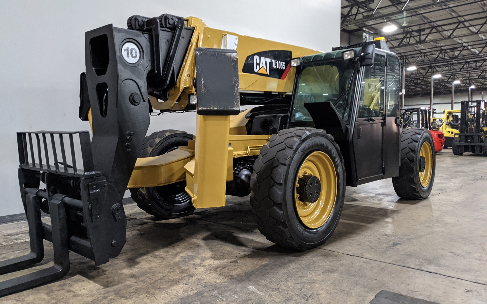 Used 2012 CATERPILLAR TL1055C    Cary, IL