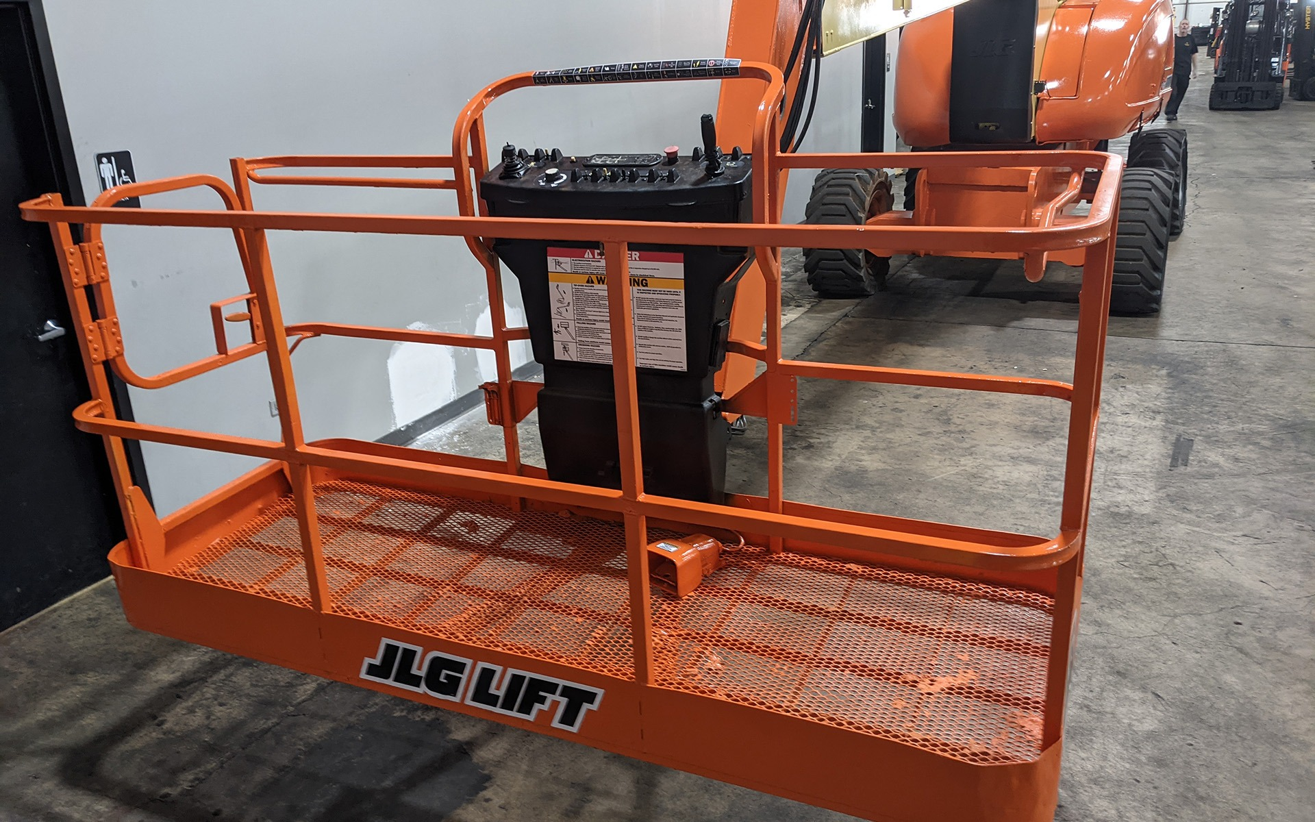 Used 2002 JLG 800A    Cary, IL