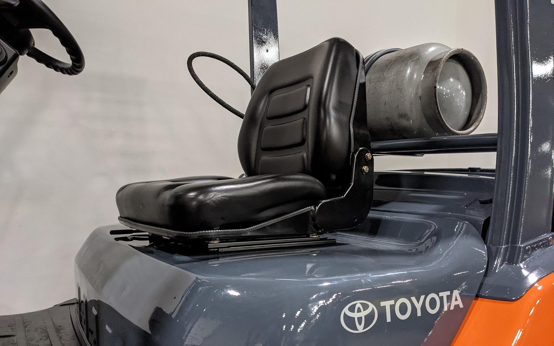 Used 2016 TOYOTA 8FG50U  | Cary, IL
