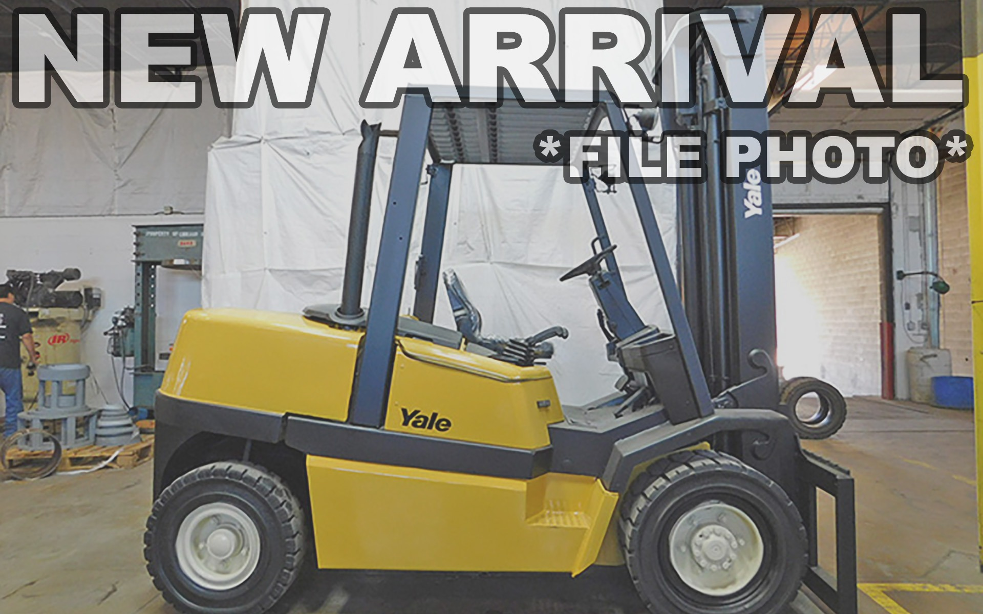 Used 2006 YALE GDP120    Cary, IL