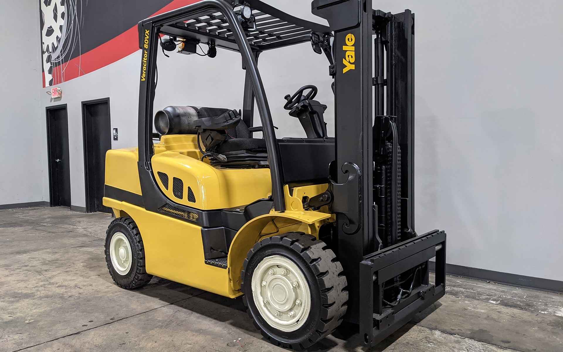 Used 2018 YALE GLP080VX    Cary, IL