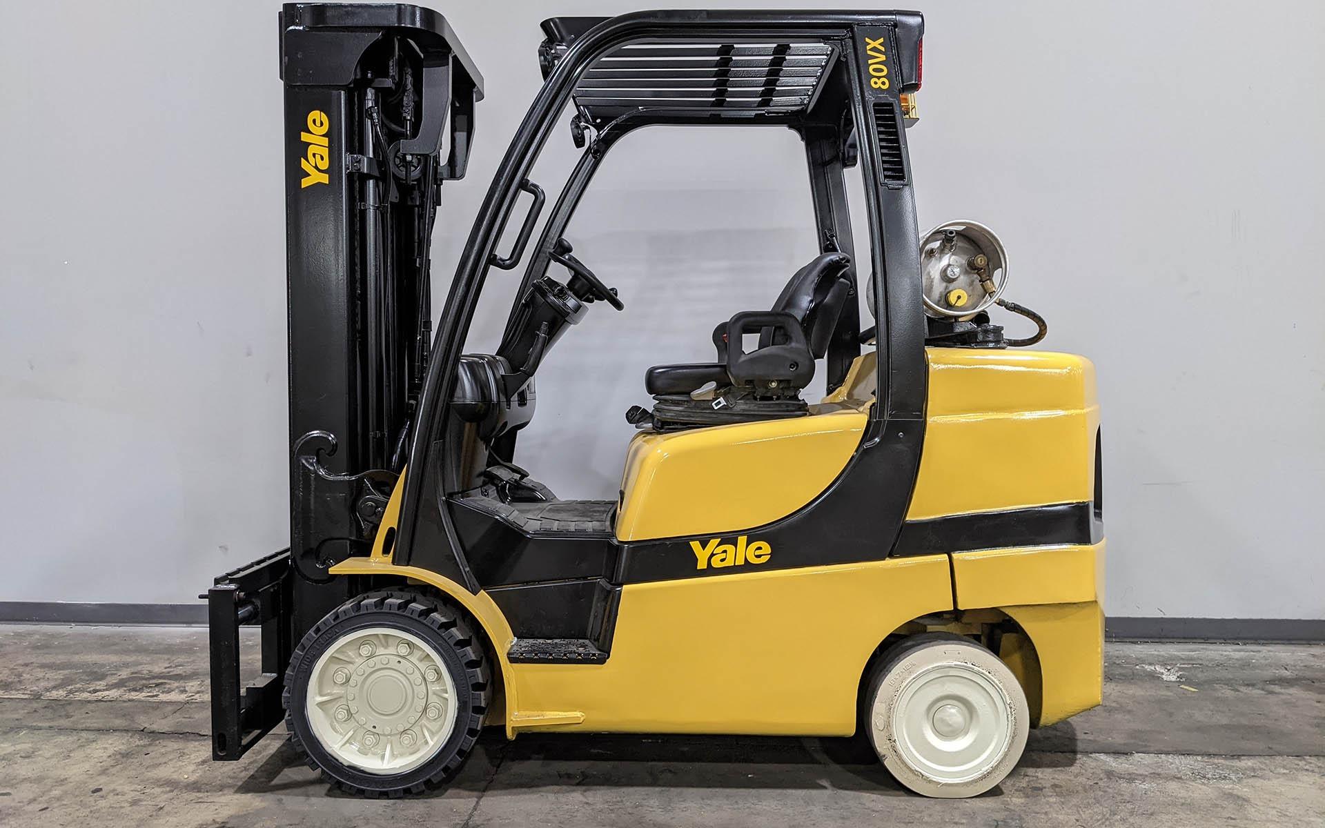 Used 2018 YALE GLC080VX  | Cary, IL