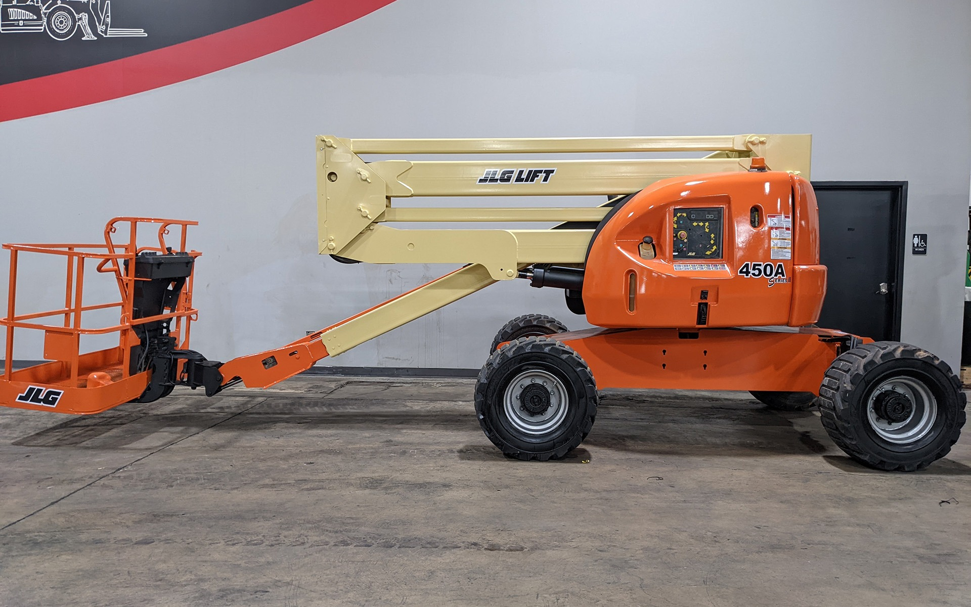 Used 2011 JLG 450A  | Cary, IL