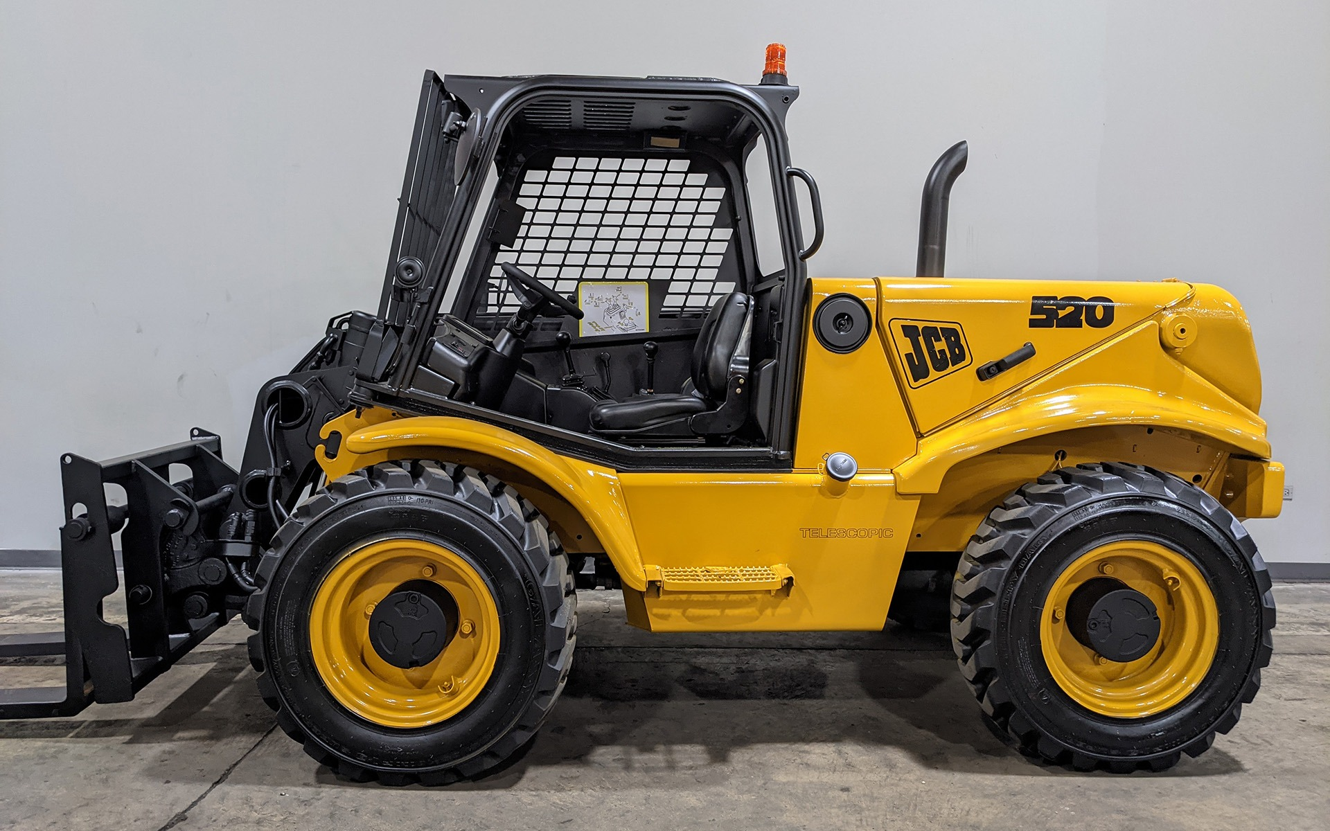 Used 2014 JCB 520    Cary, IL