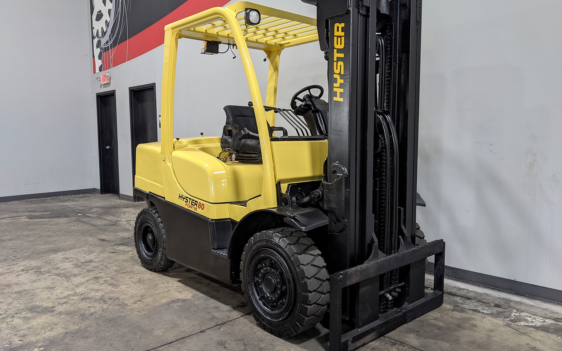 Used 2012 HYSTER H80FT  | Cary, IL