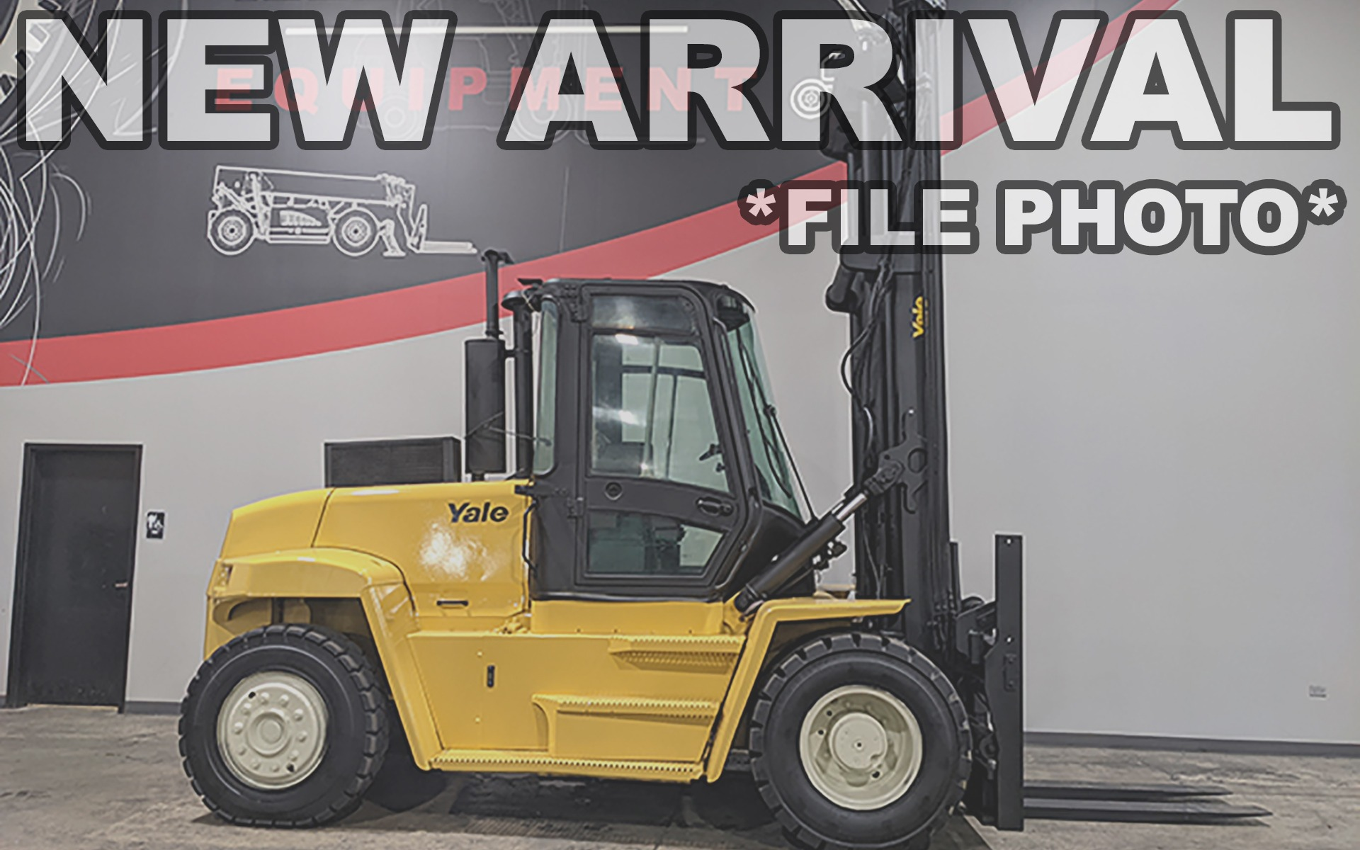 Used 2017 YALE GDP280DC  | Cary, IL