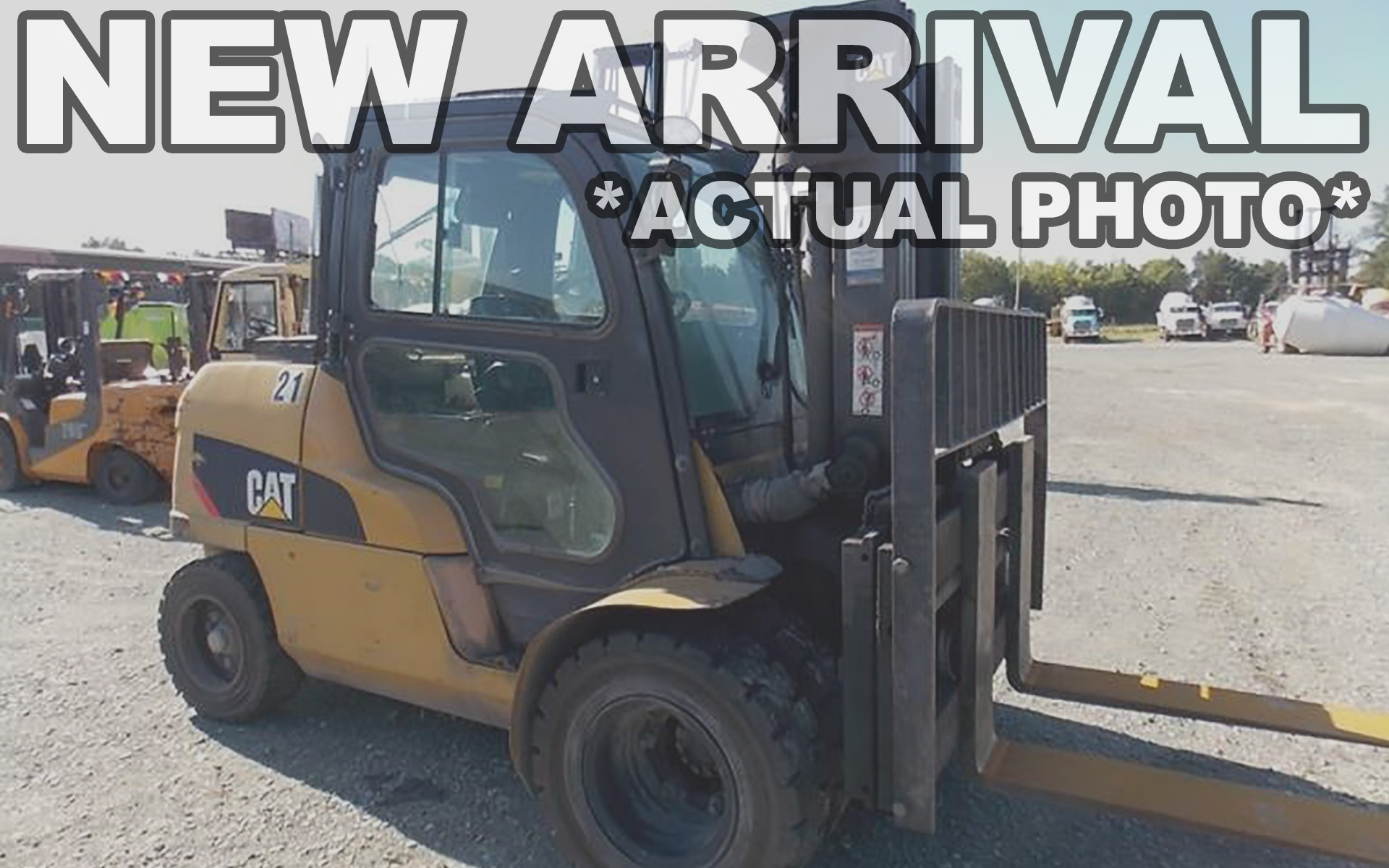 Used 2016 CATERPILLAR DP55N1    Cary, IL