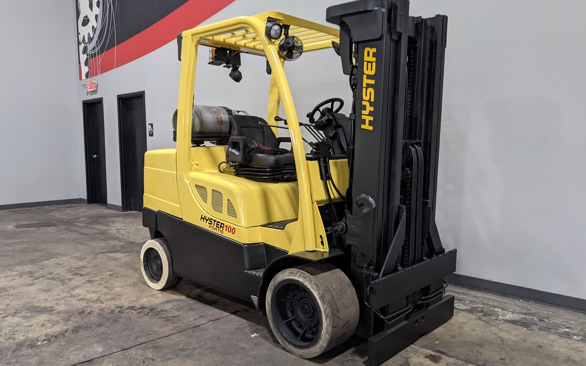 Used 2014 HYSTER S100FT  | Cary, IL