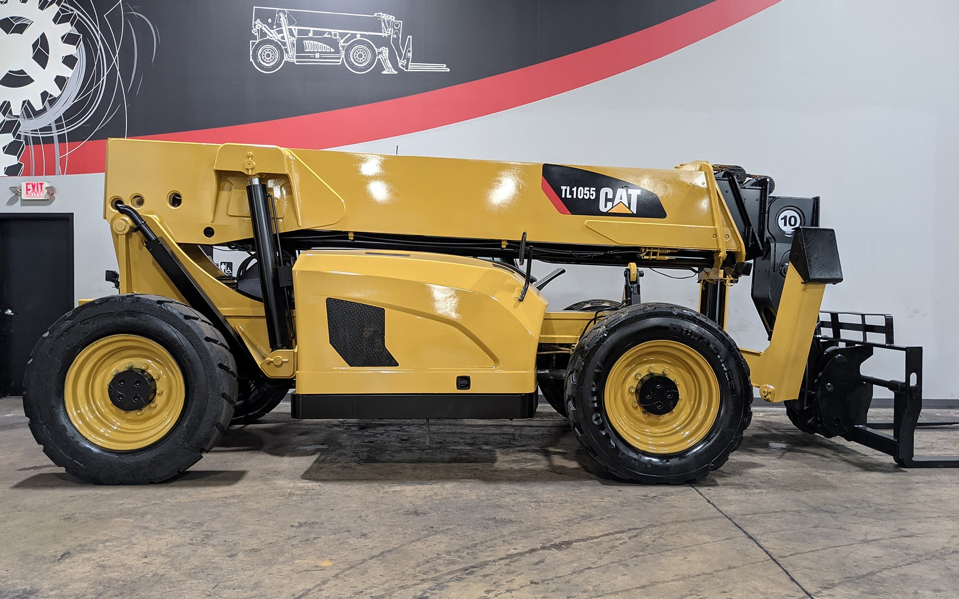 Used 2015 CATERPILLAR TL1055C  | Cary, IL